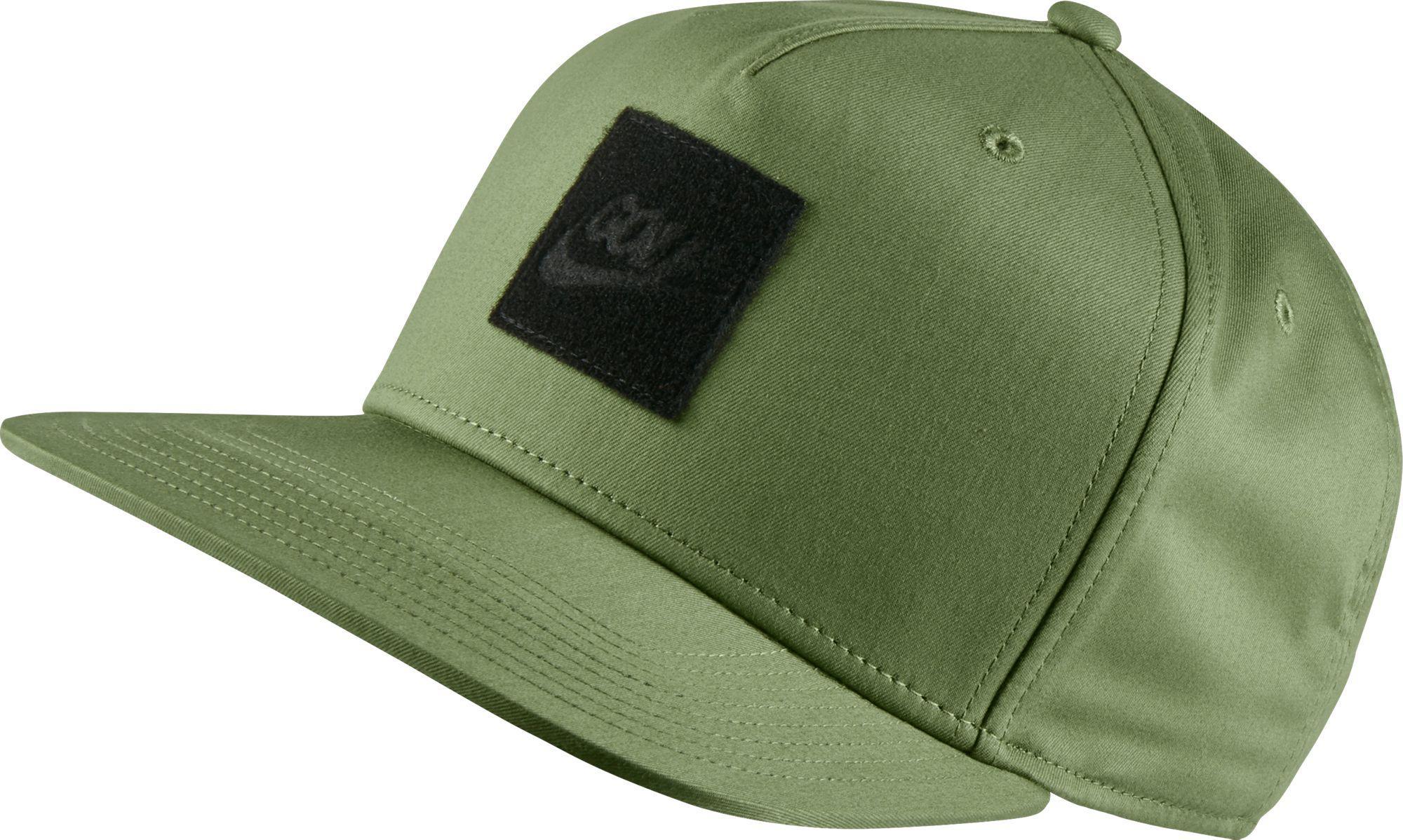 6e37c881e83 Lyst Nike Dry Desert True Golf Hat In Green For Men