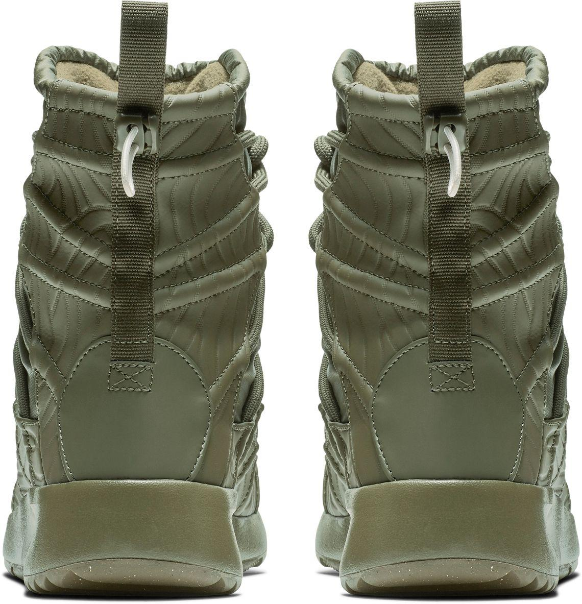 5521c9b0c Lyst - Nike Tanjun High Rise Shoe in Green