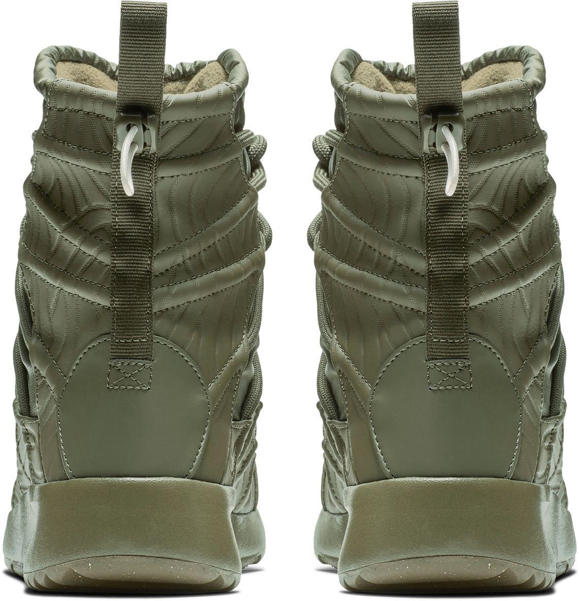 20e647668153 Lyst - Nike Tanjun High Rise Shoe in Green