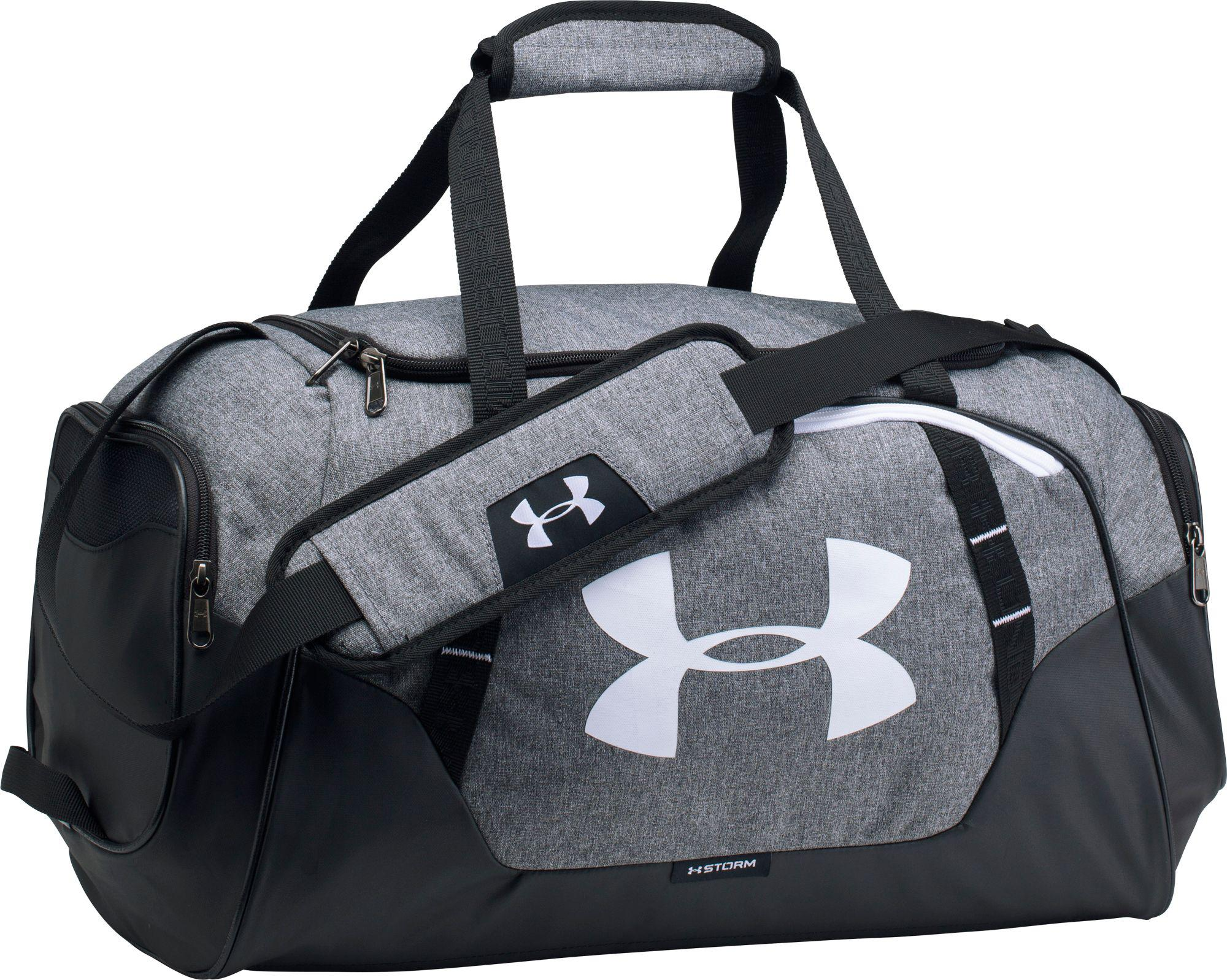 f9b9e29e17f6 Under Armour - Black Men s Ua Undeniable 3.0 Medium Duffle Bag for Men -  Lyst