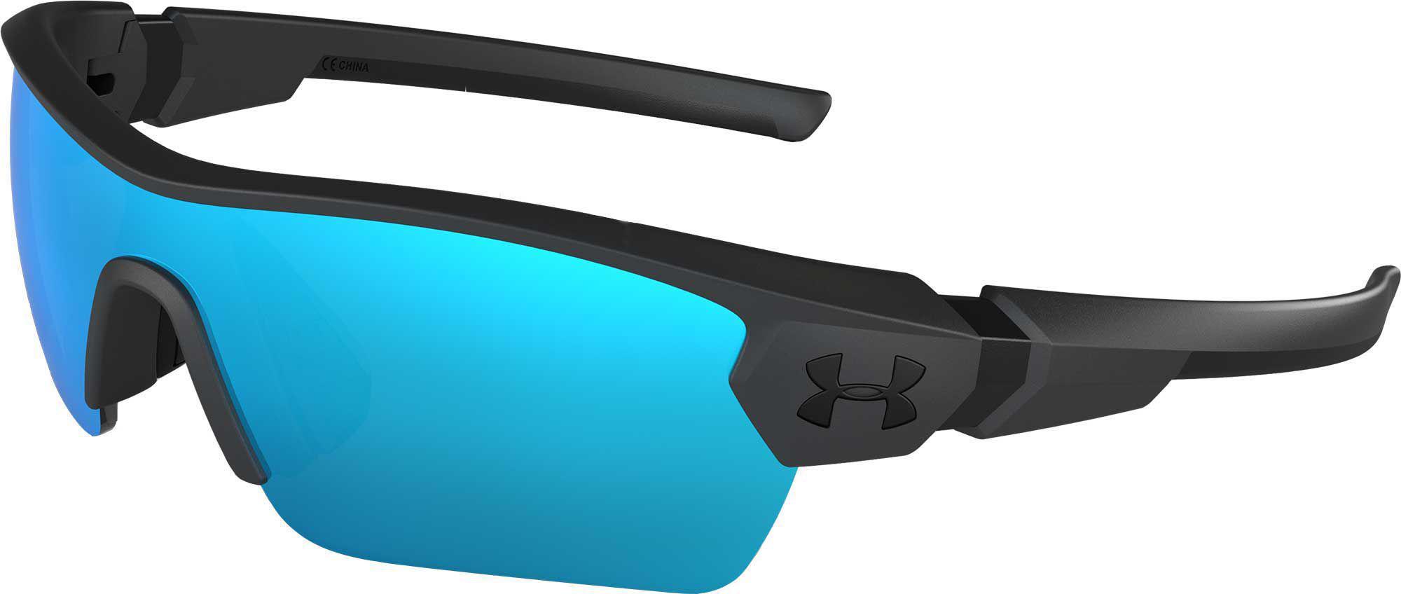 5aca70ef3a8 Lyst - Under Armour Octane Tuned Baseball softball Sunglasses in ...