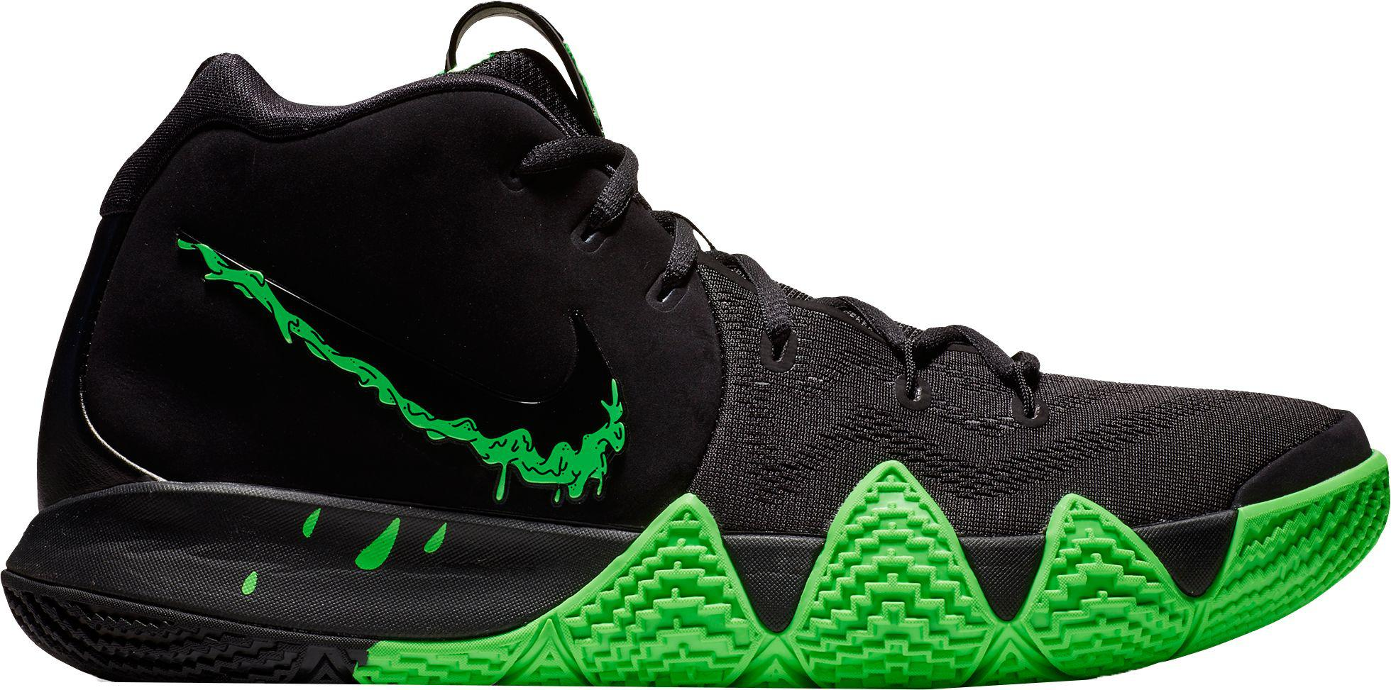 Nike Suede Kyrie 4 Basketball Shoes in