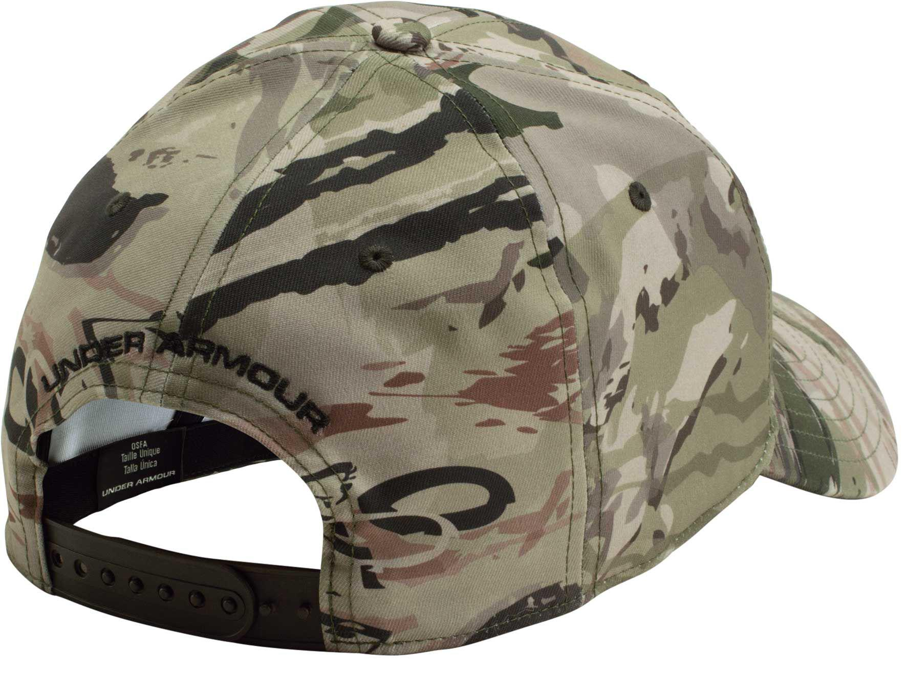 4eda9fed1 Under Armour Multicolor Camo 2.0 Hunting Hat for men