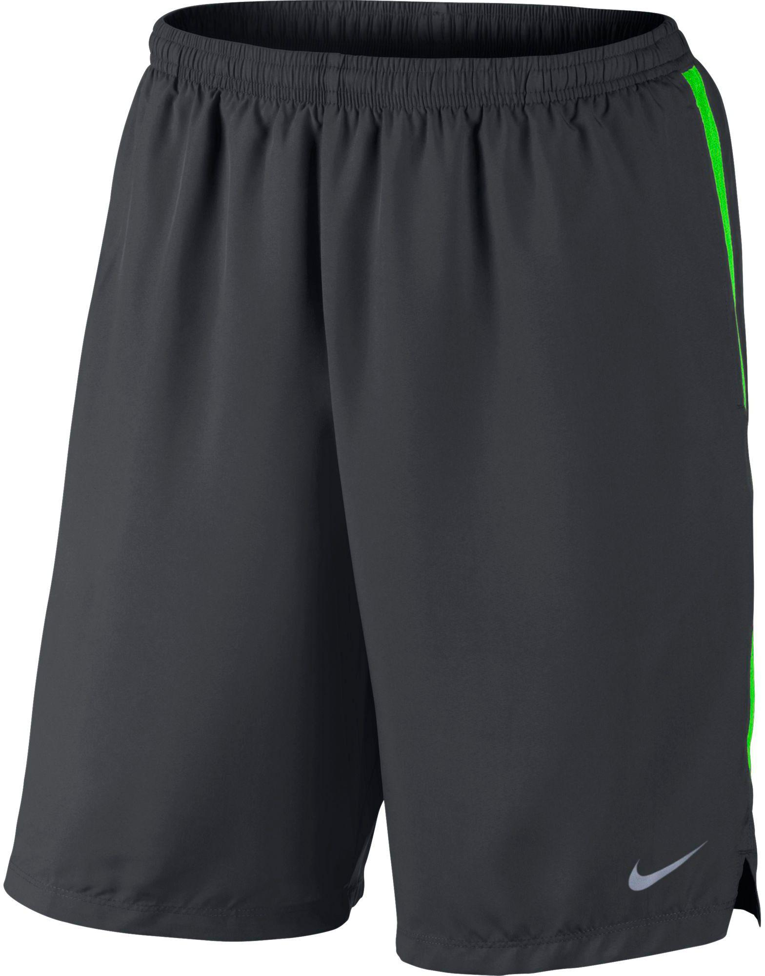 932a281df1 Lyst - Nike 9'' Challenger Running Shorts in Gray for Men