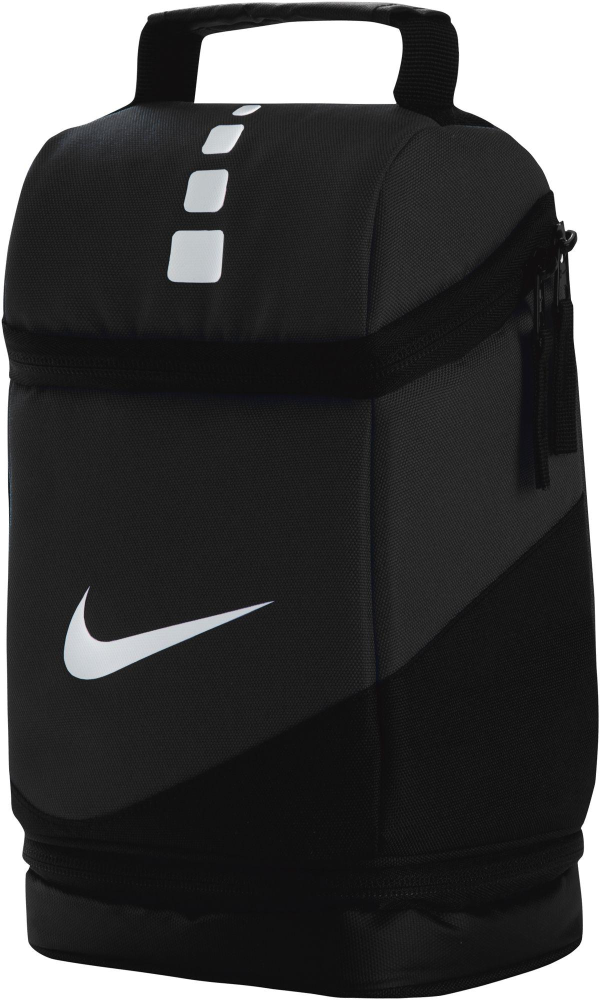 1c50fa648a Lyst - Nike Elite Fuel Pack Lunch Tote Bag in Black