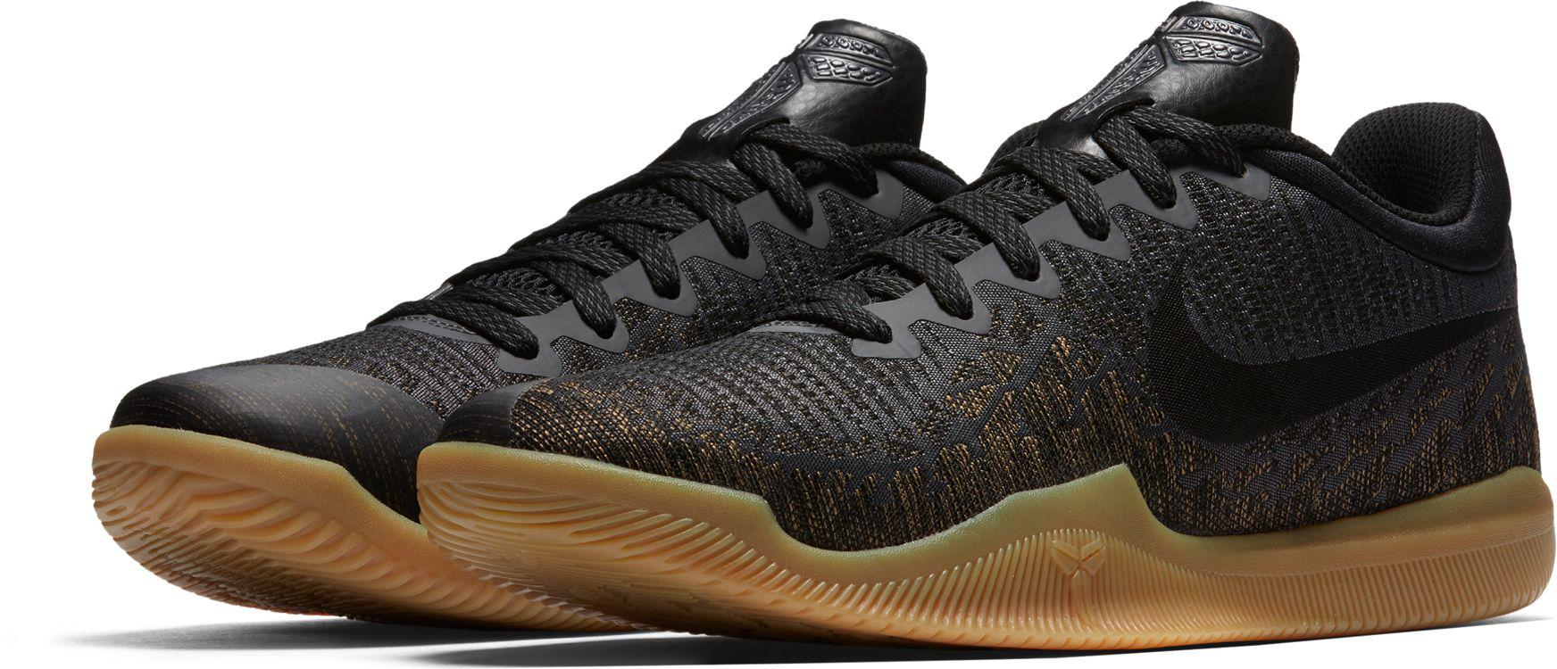 reputable site a8ca9 743a5 Nike - Black Kobe Mamba Rage Premium Basketball Shoes for Men - Lyst