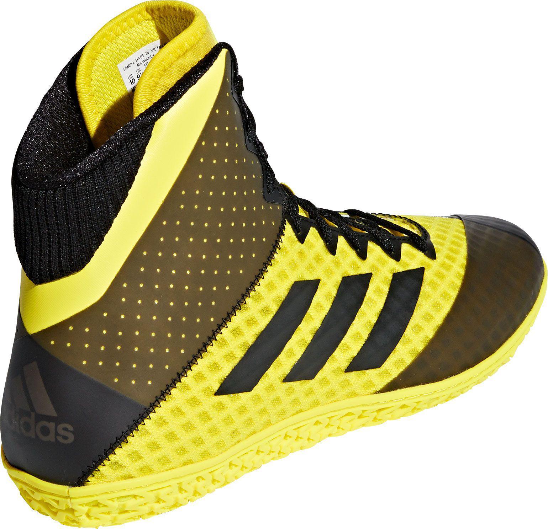 c6dceba06da7 Lyst - adidas Mat Wizard 4 Wrestling Shoes in Yellow for Men