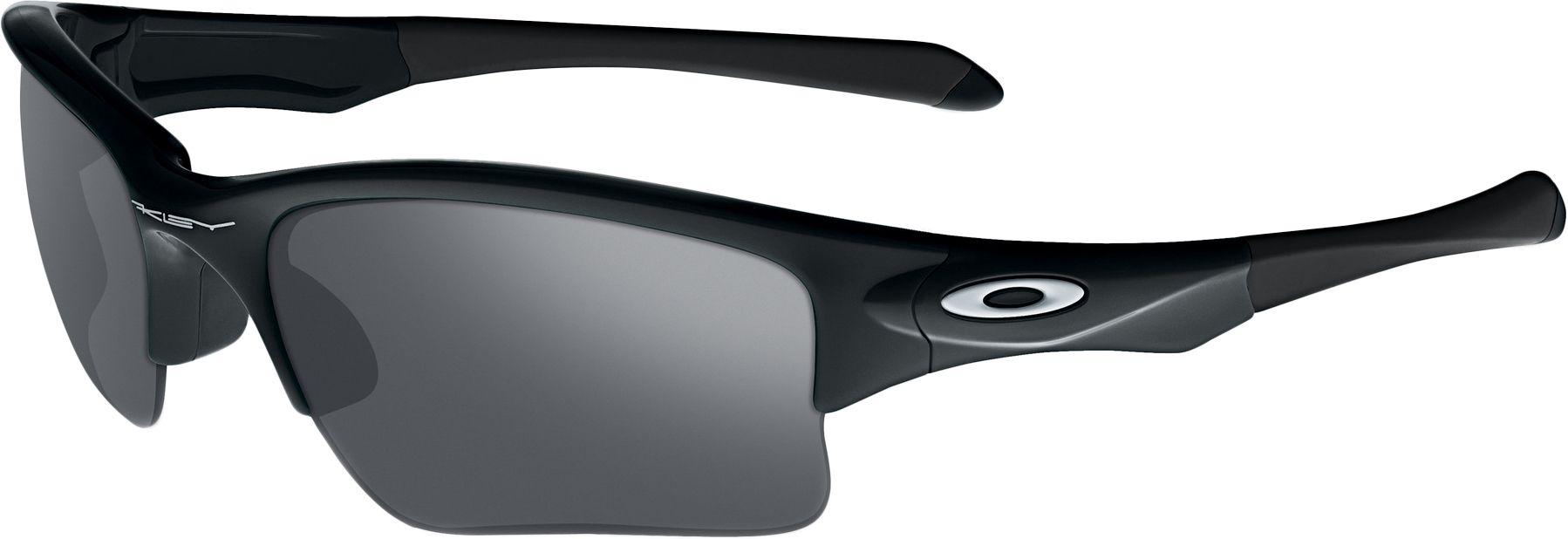 1b1083780ce Lyst - Oakley Youth Quarter Jacket Baseball Sunglasses in Black for Men