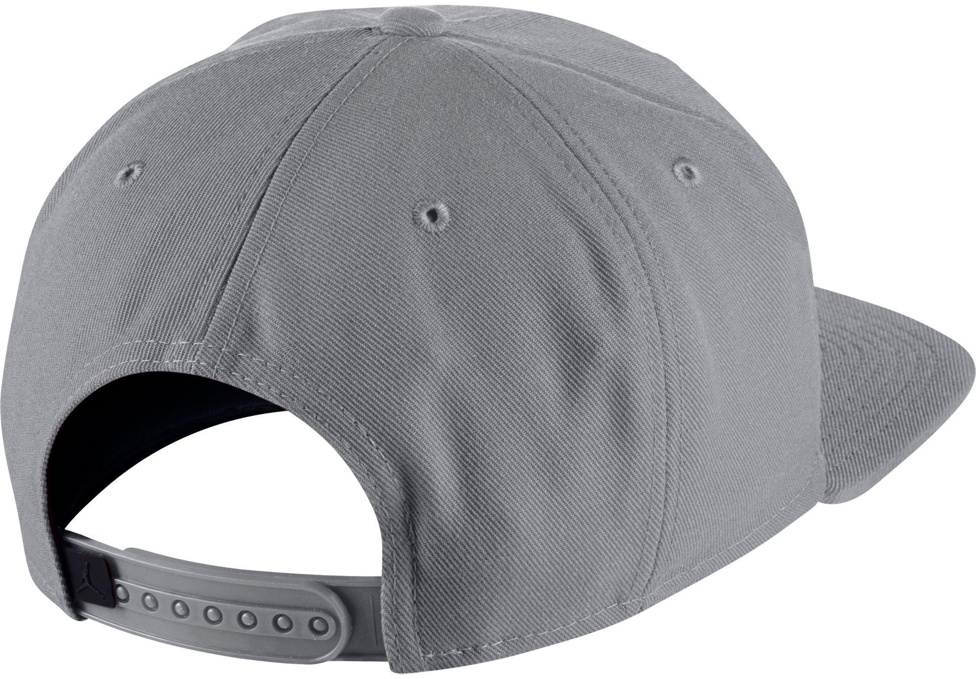 1286f5643761 Lyst - Nike Pro Re2pect Adjustable Hat in Gray for Men