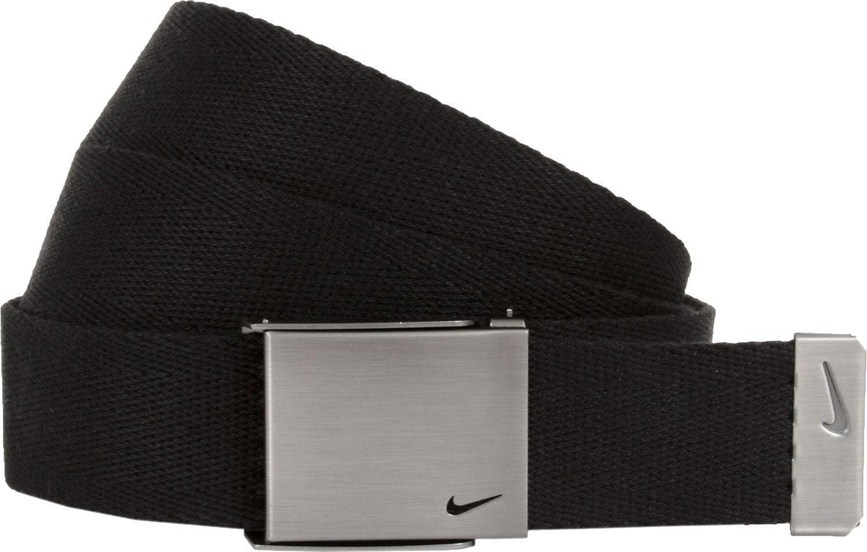 68ae7237ed76 Lyst - Nike Web Golf Belt in Black for Men