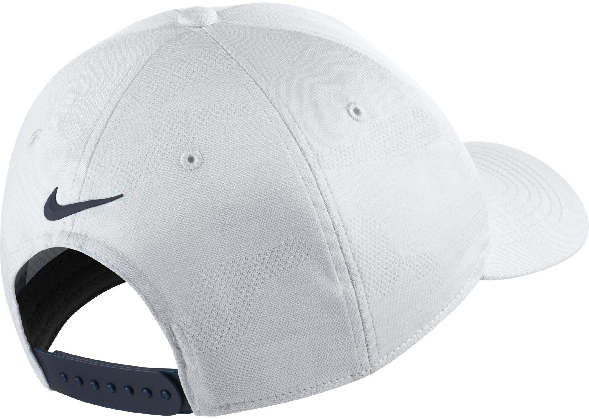 low priced aabf1 50457 Nike Legacy 91 Adjustable Golf Hat in White for Men - Save 26% - Lyst