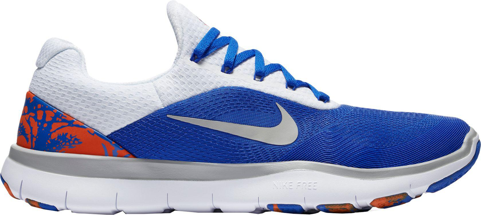 cf8f61f4ce3e ... official nike blue free trainer v7 week zero florida edition training  shoes for men lyst a6a38
