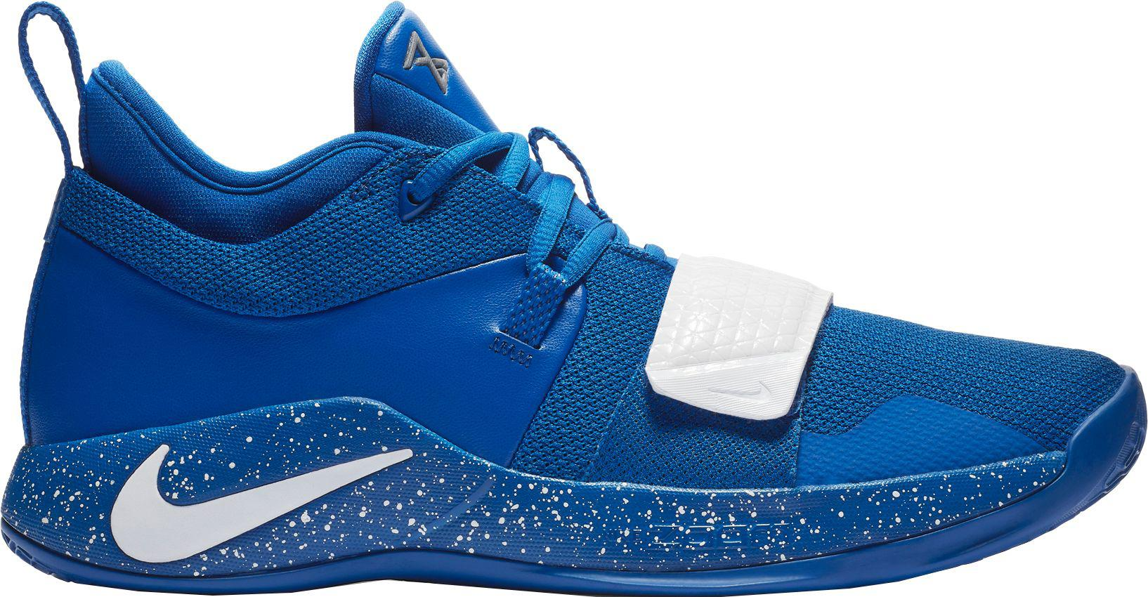 online retailer a3459 55c8f Men's Blue Pg 2.5 Tb Basketball Shoes