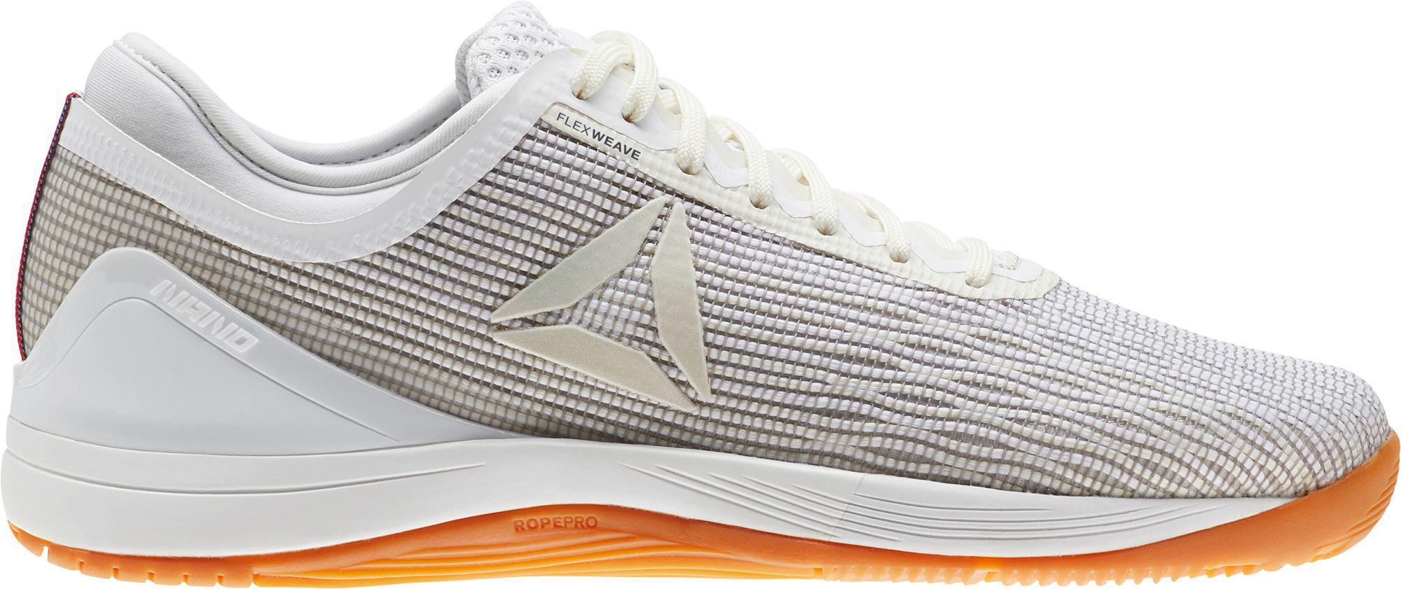 9aca0aa7958d87 Lyst - Reebok Crossfit Nano 8 Flexweave Shoes in White for Men