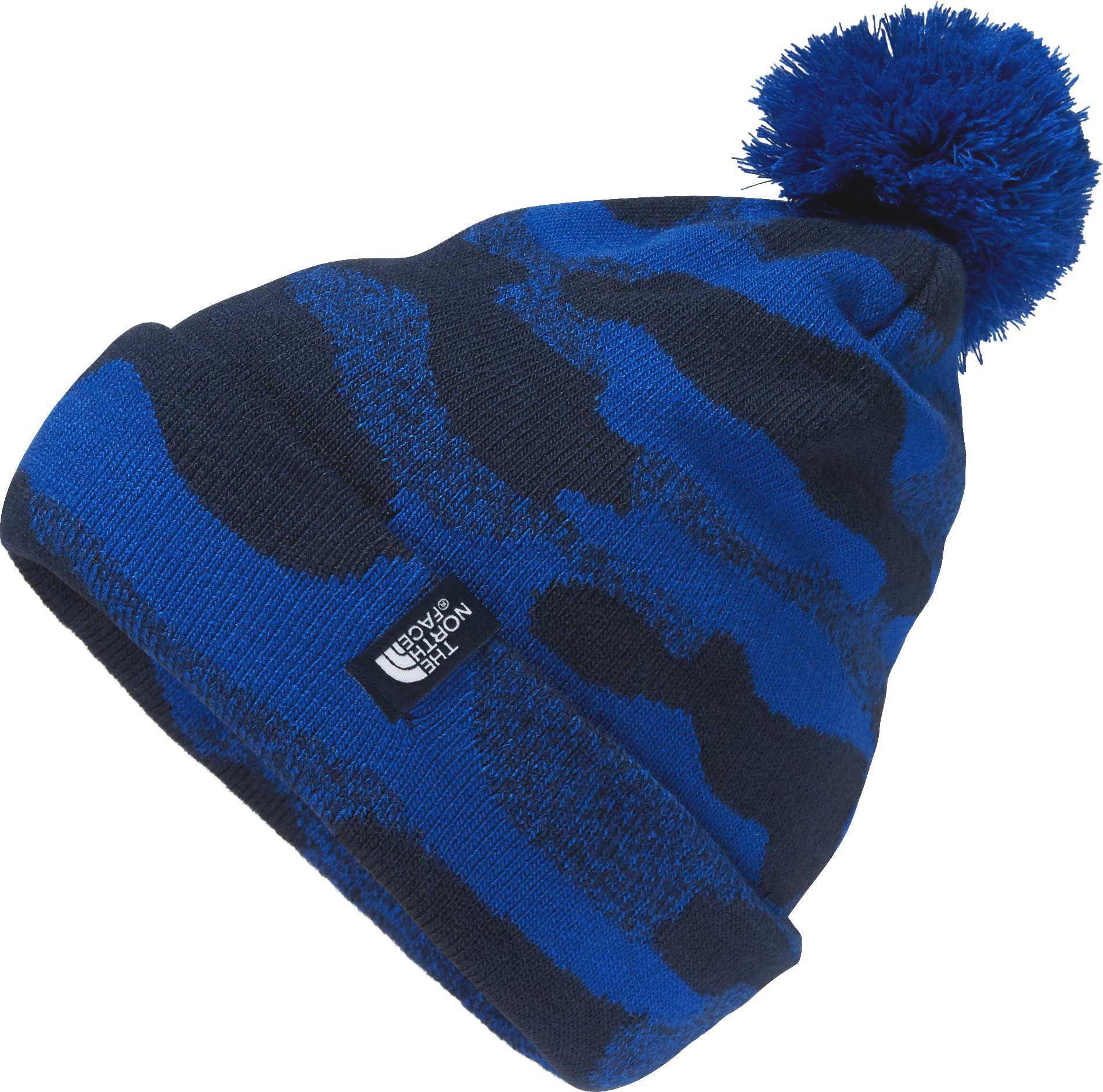 e581885c1 The North Face Blue Youth Ski Tuke Beanie