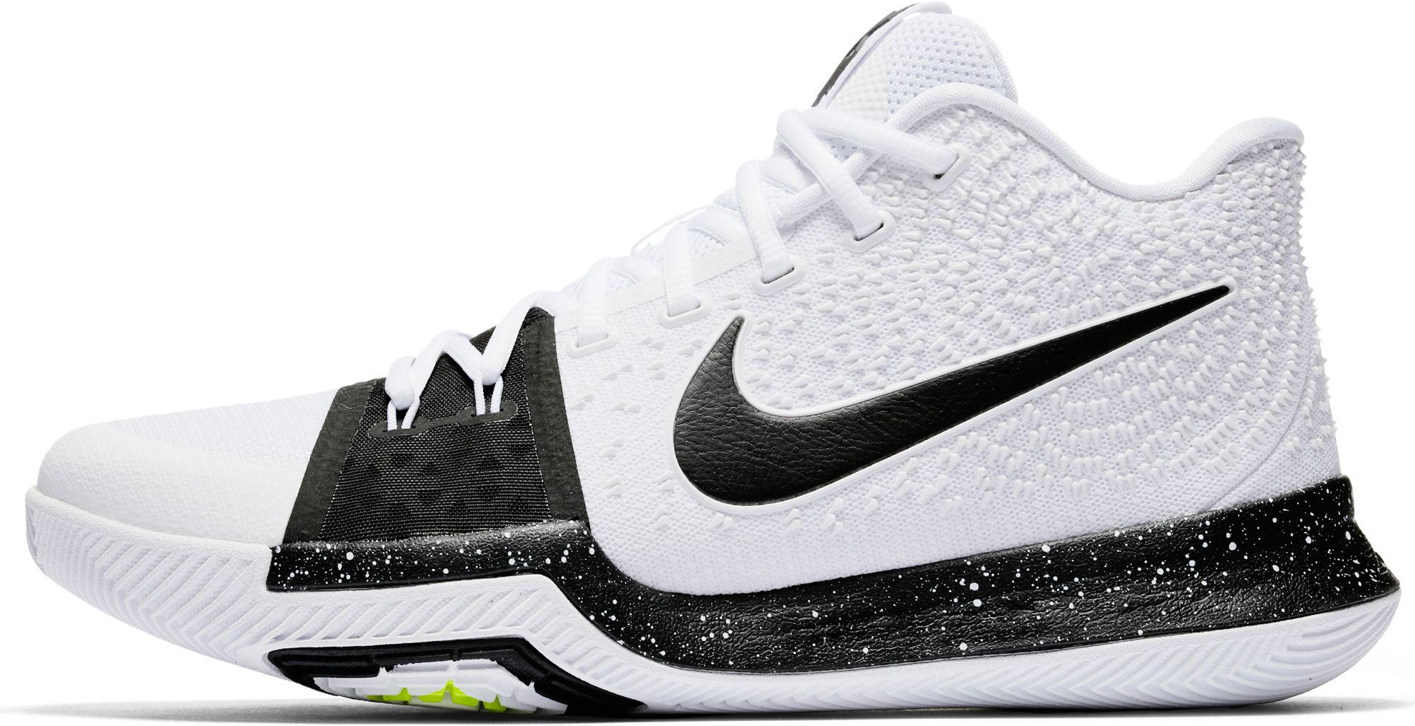Nike - White Kyrie 3 Tb Basketball Shoes for Men - Lyst. View Fullscreen