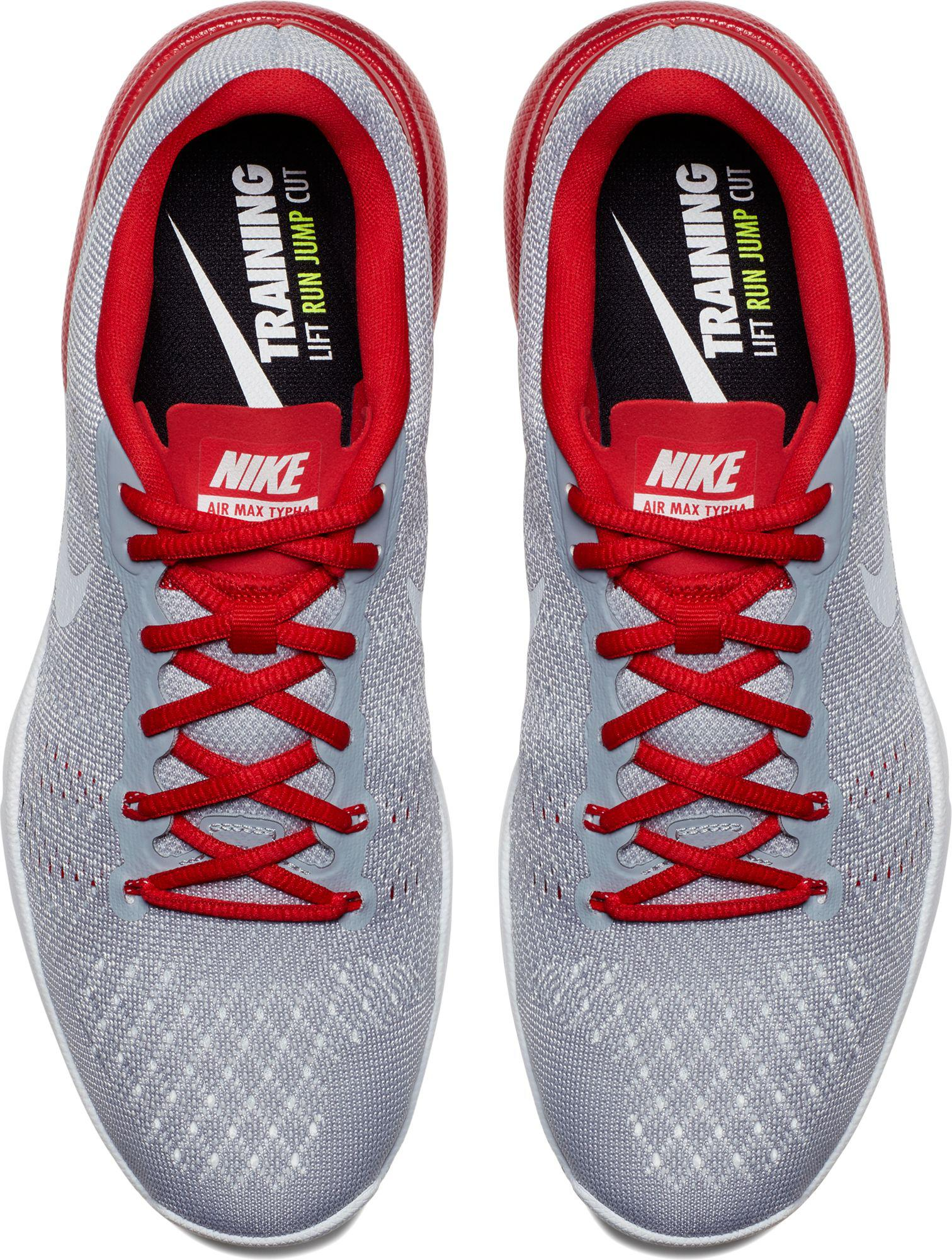 best authentic 982b5 b050d Nike - Gray Air Max Typha Training Shoes for Men - Lyst
