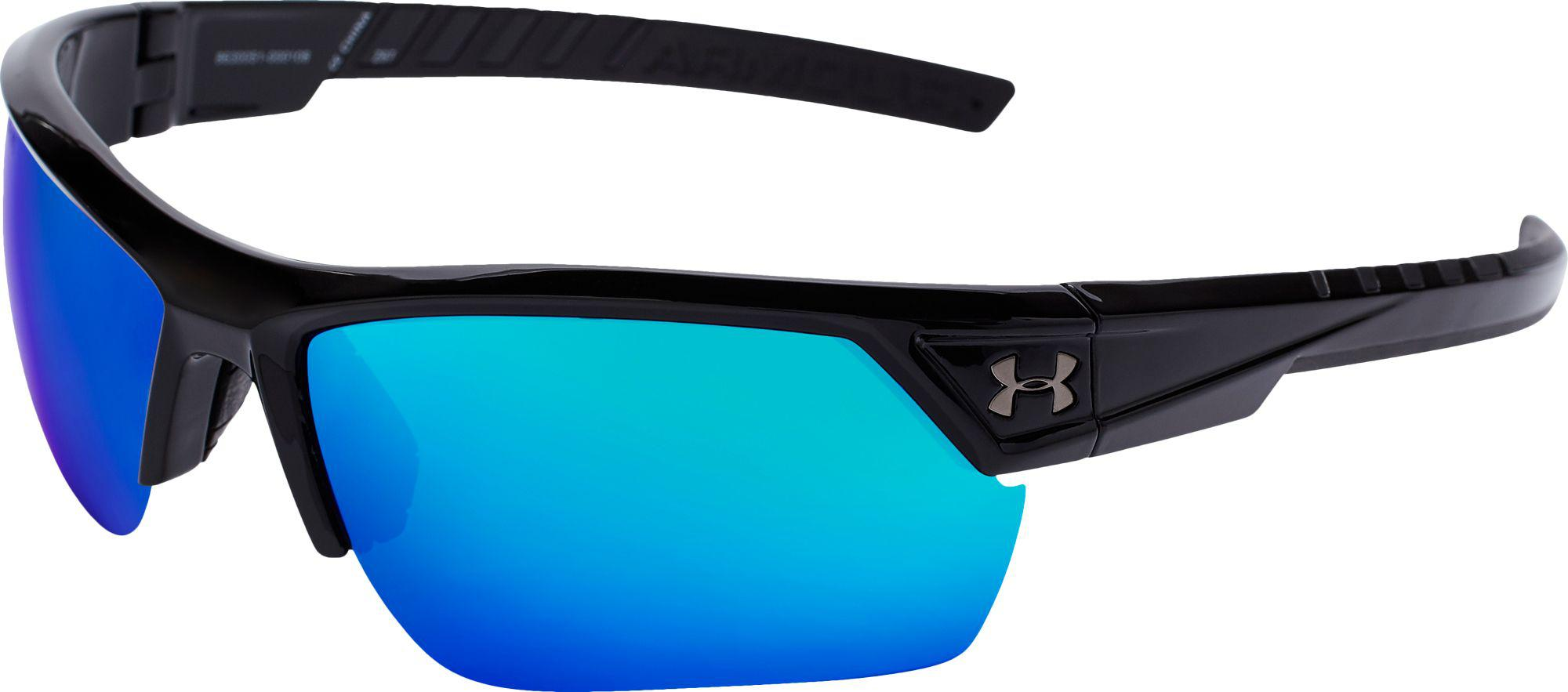 4aa920a359 Under Armour - Black Igniter 2.0 Storm Polarized Sunglasses for Men - Lyst