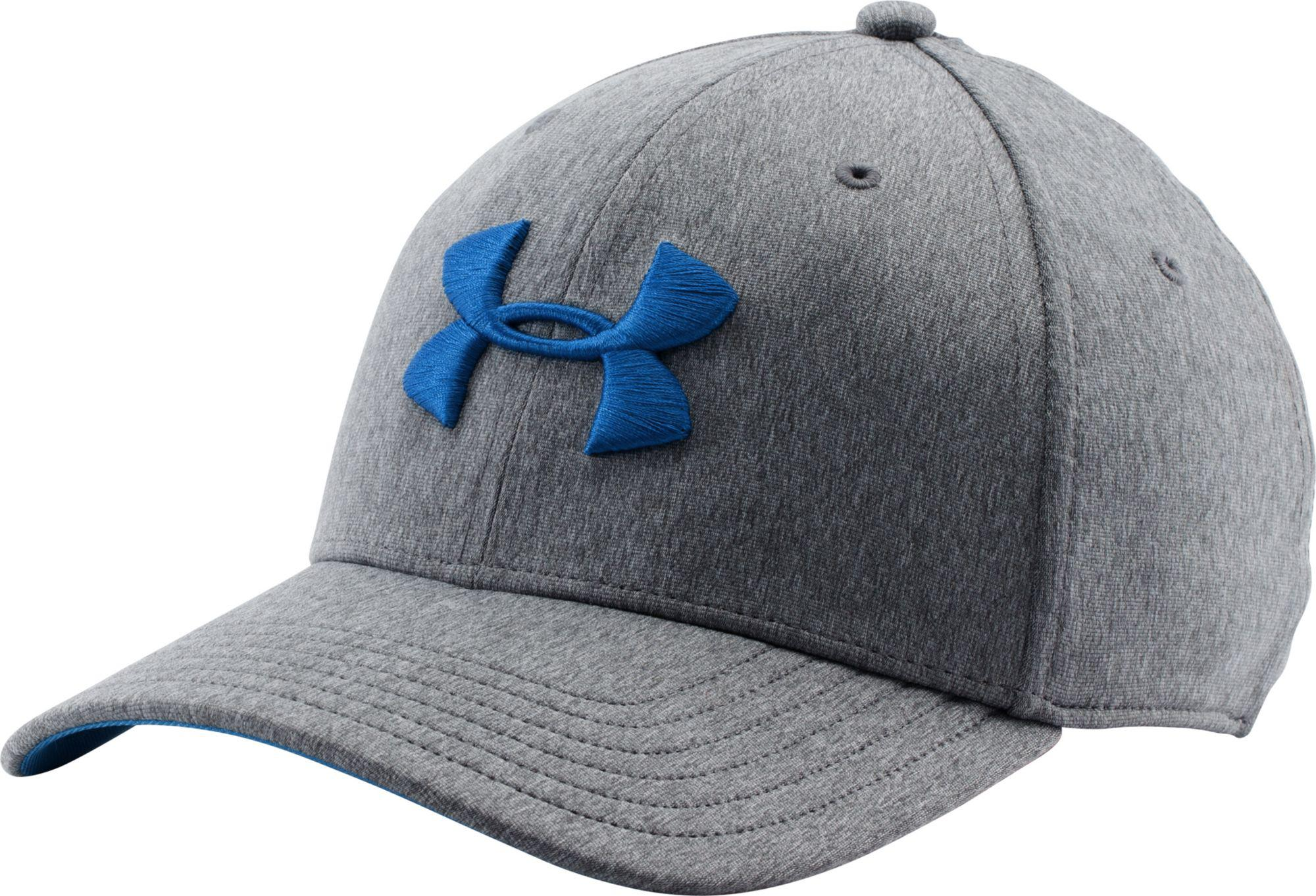 the best attitude c94b2 0028f Under Armour - Blue Twist Print Tech Closer Hat for Men - Lyst