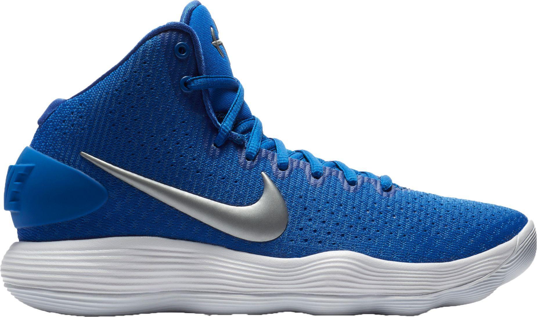 reputable site abc05 9fcd5 ... 50% off nike. mens blue hyperdunk 2017 basketball shoes a5ffb 61800  spain ...