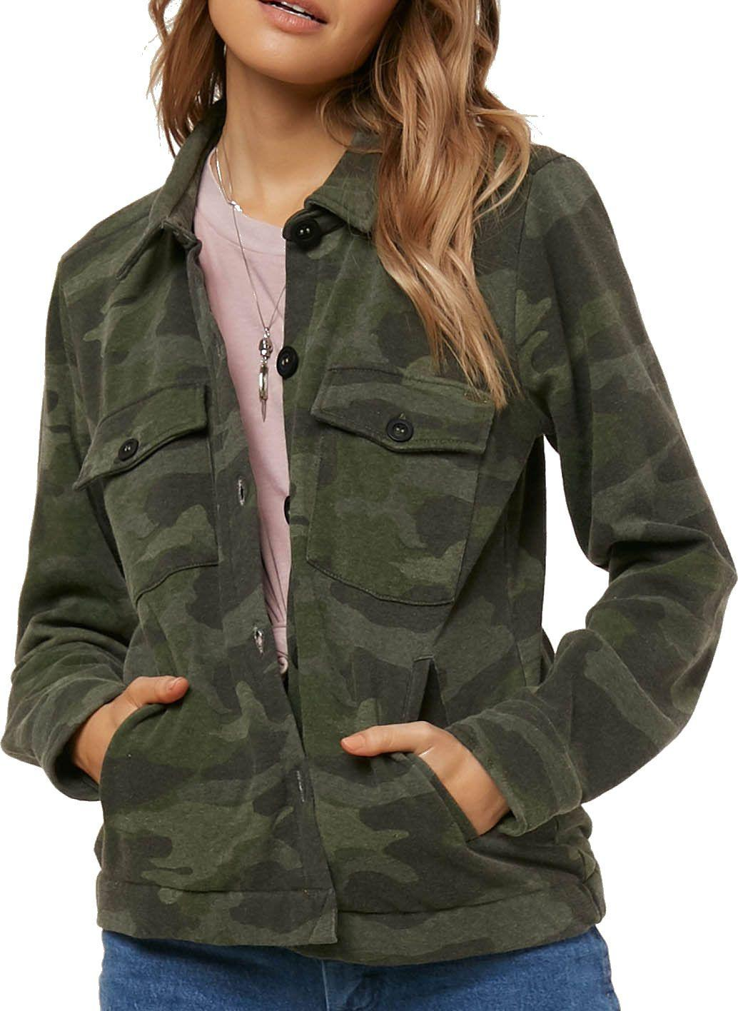 ONeill Womens Skylar Fleece Jacket O/'Neill Ho8410009