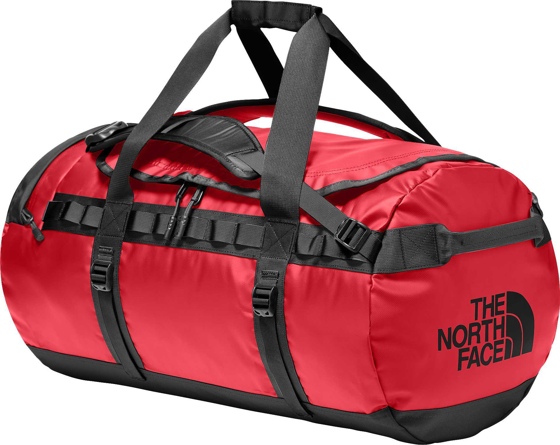 cbe704f28e The North Face Medium Base Camp Duffel in Red for Men - Lyst