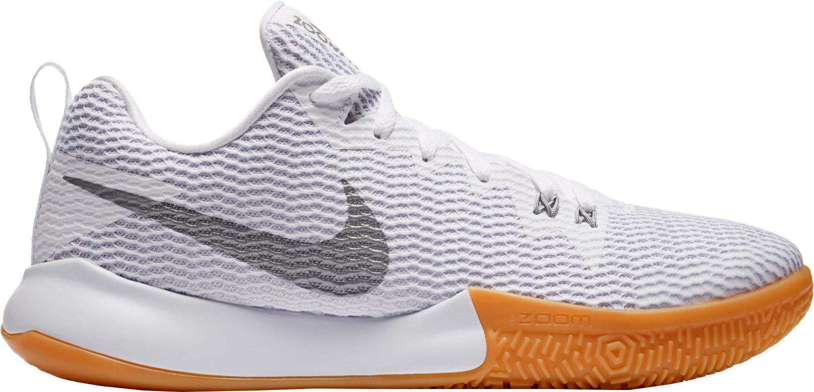 1ae542035527 Lyst - Nike Zoom Live Ii Basketball Shoes in White for Men