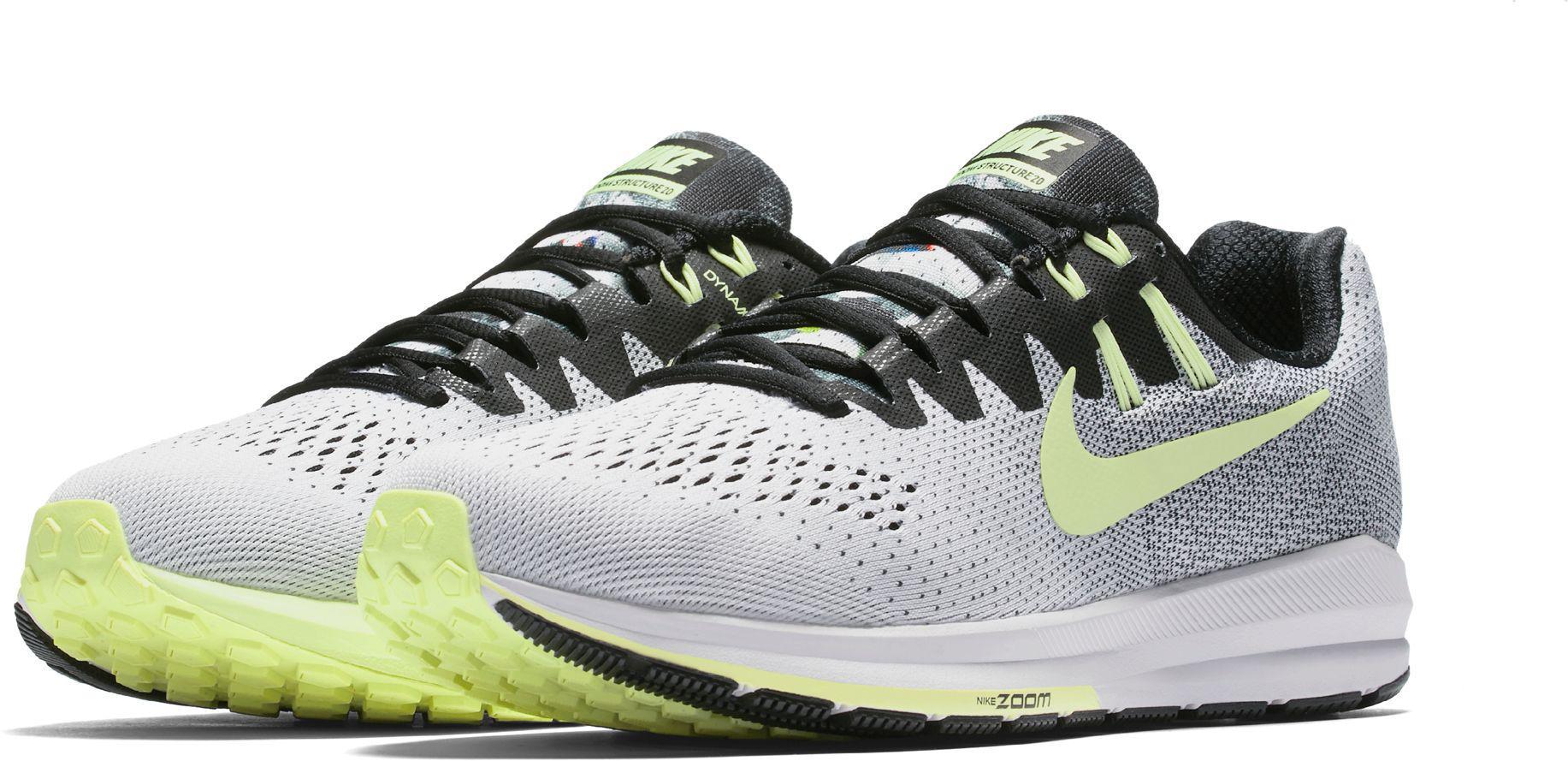 restante linda incluir  Nike Rubber Air Zoom Structure 20 Solstice for Men - Lyst