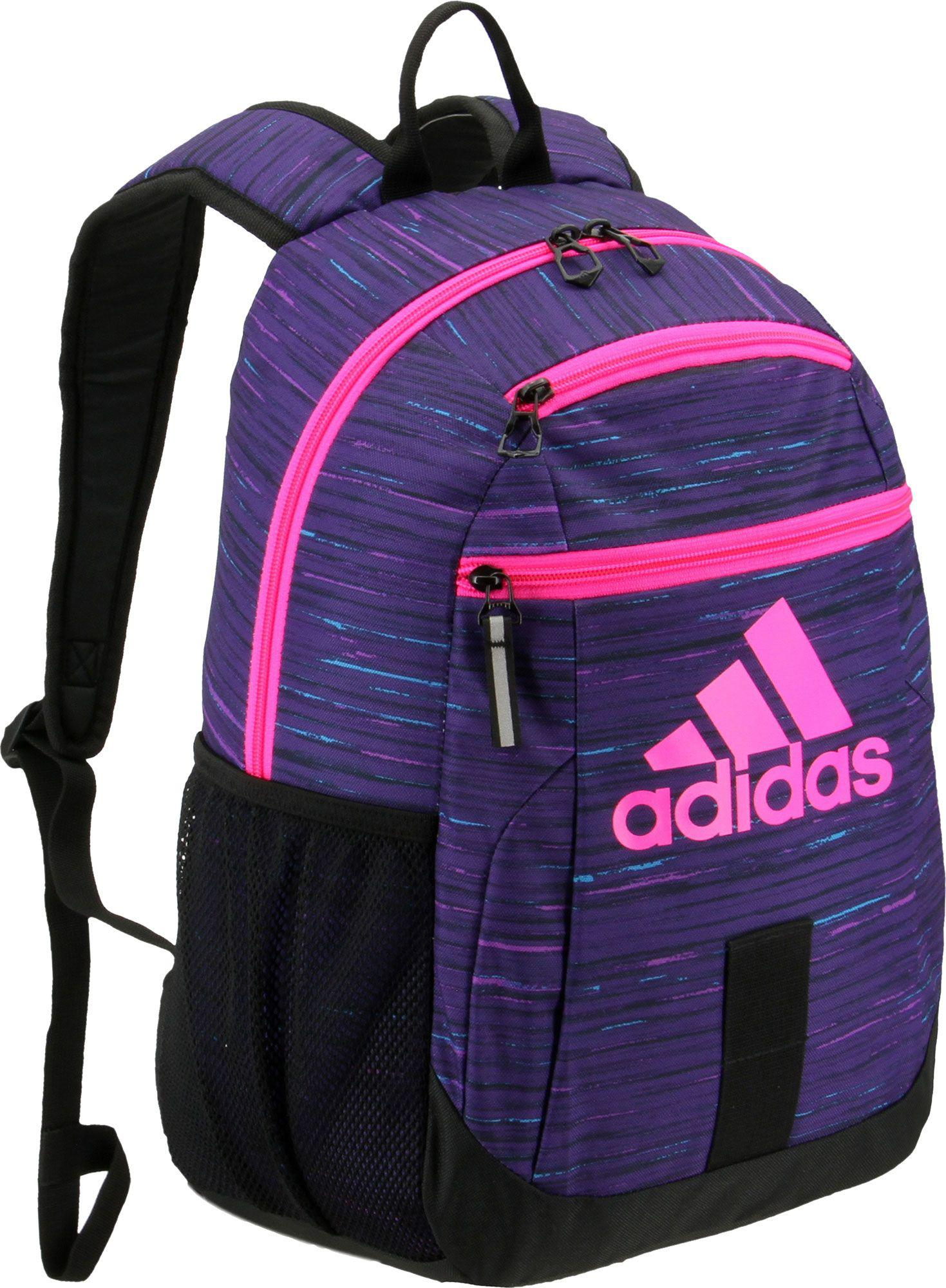 1aa64583ec19 Adidas - Purple Youth Young Creator Backpack - Lyst. View fullscreen