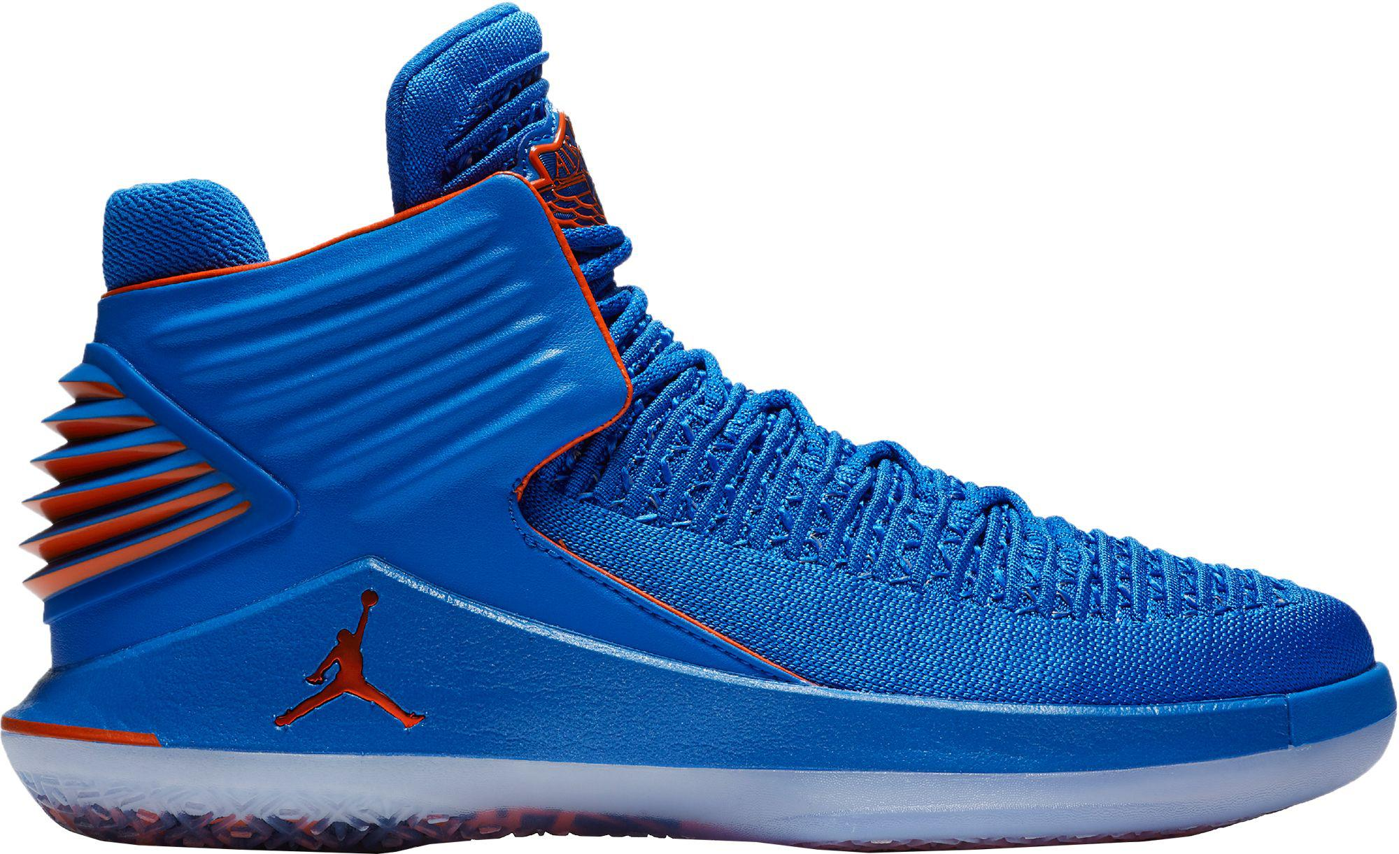 caa6c7c5136679 Lyst - Nike Air Xxxii Basketball Shoes in Blue for Men