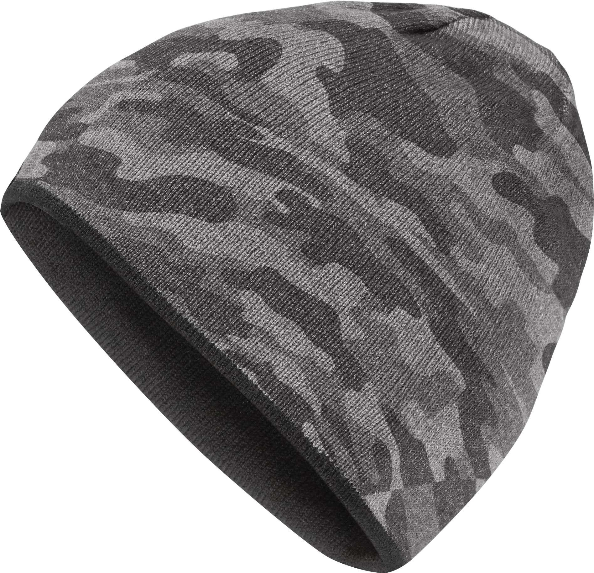 7342ada3bf5 Lyst - The North Face Reversible Highline Beanie in Gray for Men