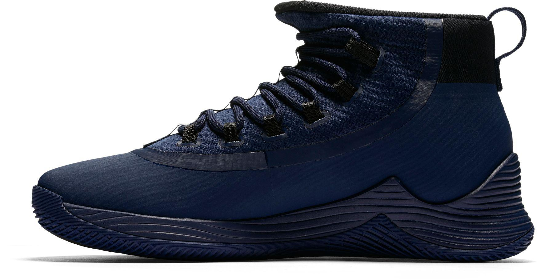 d9c66766db53 Lyst - Nike Ultra Fly 2 Tb Basketball Shoes in Blue for Men