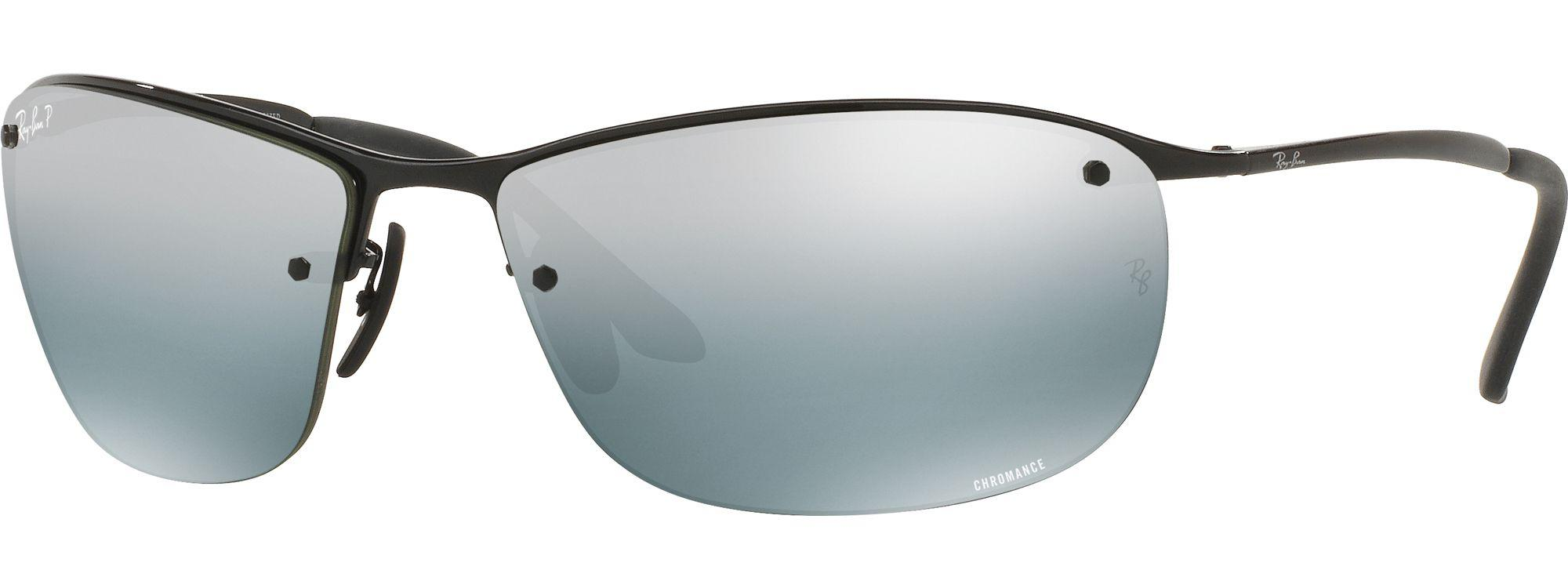 b6da470f2ad ... official store ray ban. mens blue rb3542 chromance polarized sunglasses  082a1 f7337