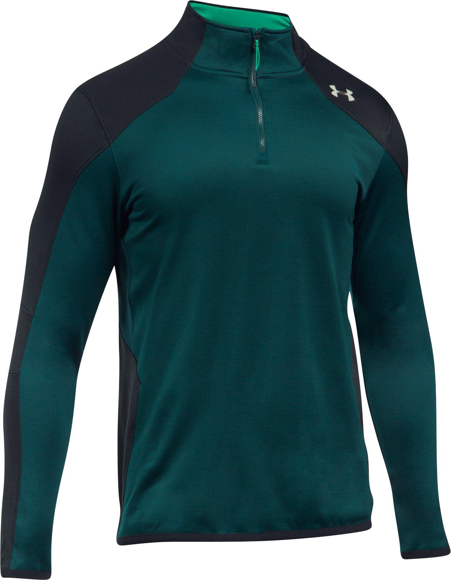 ce3942a20b3 Under Armour - Multicolor Coldgear Reactor 1 4 Zip Long Sleeve T-shirt for