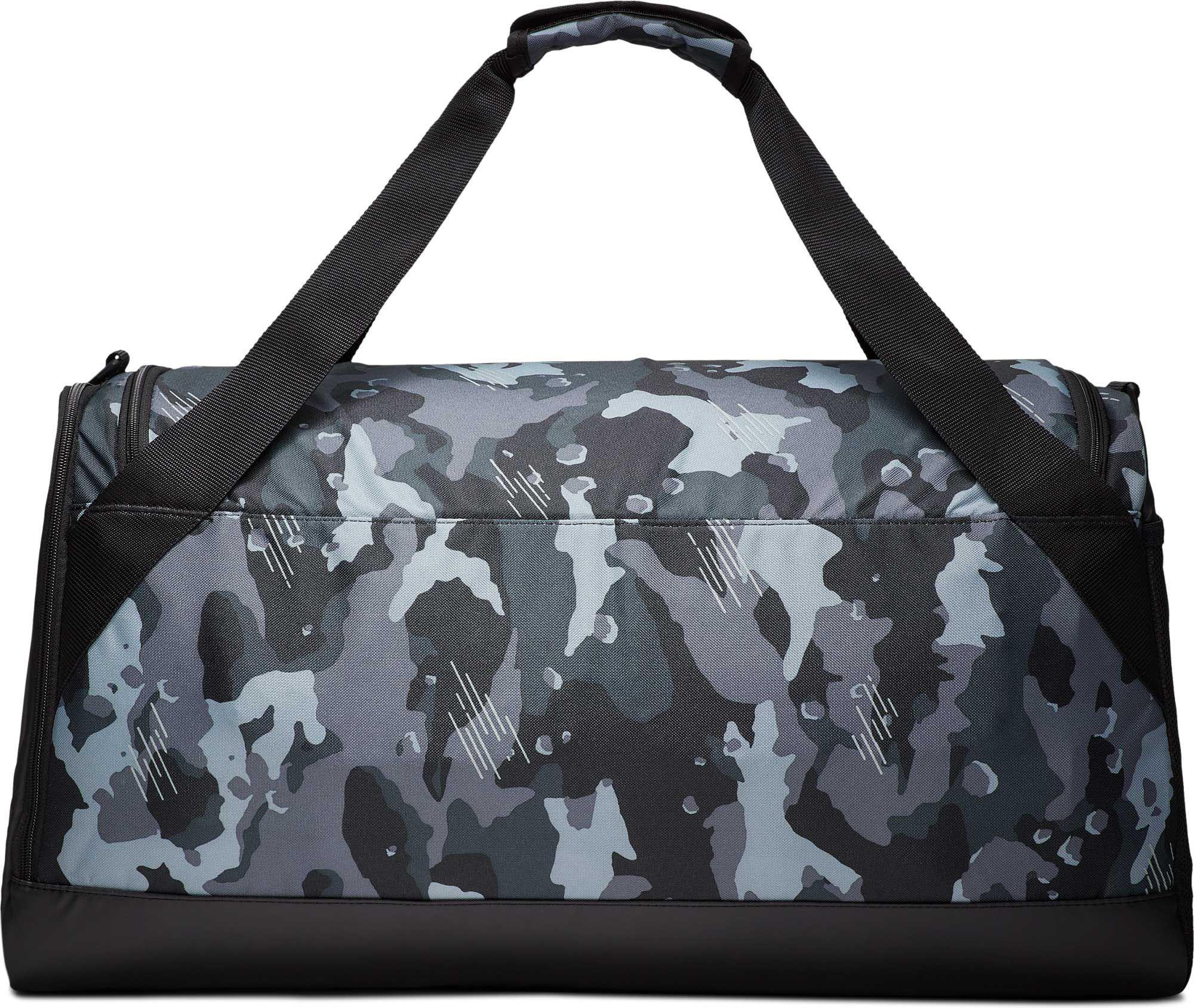 Nike - Black Rasilia Medium Printed Training Duffle Bag for Men - Lyst.  View fullscreen 2cbe550a72