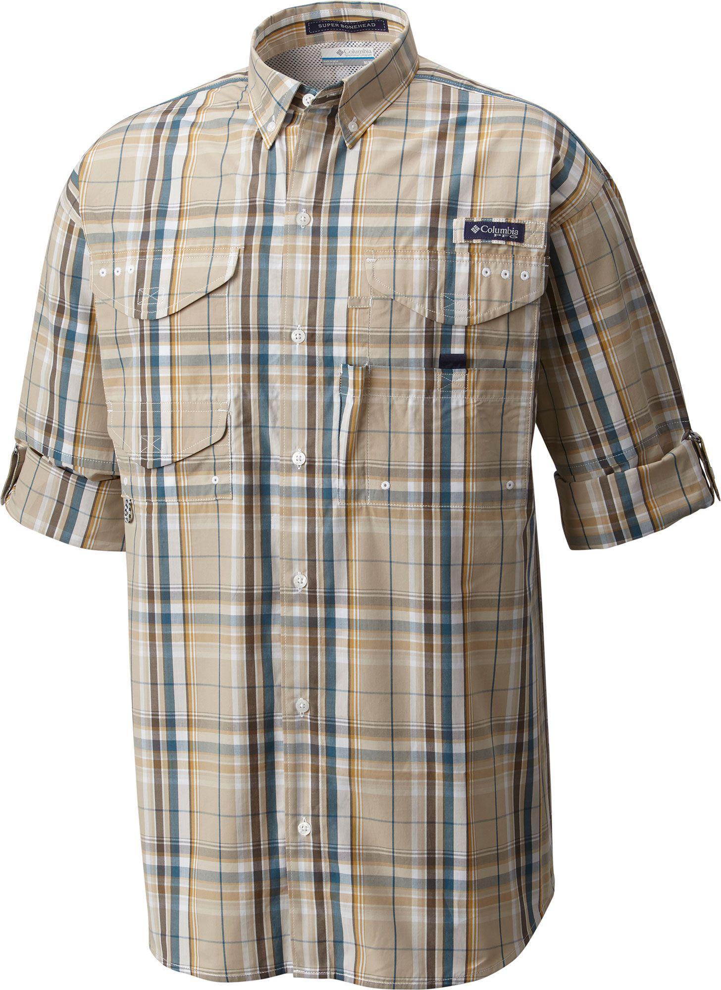 magellan angler fit fishing shirt - HD1456×2000