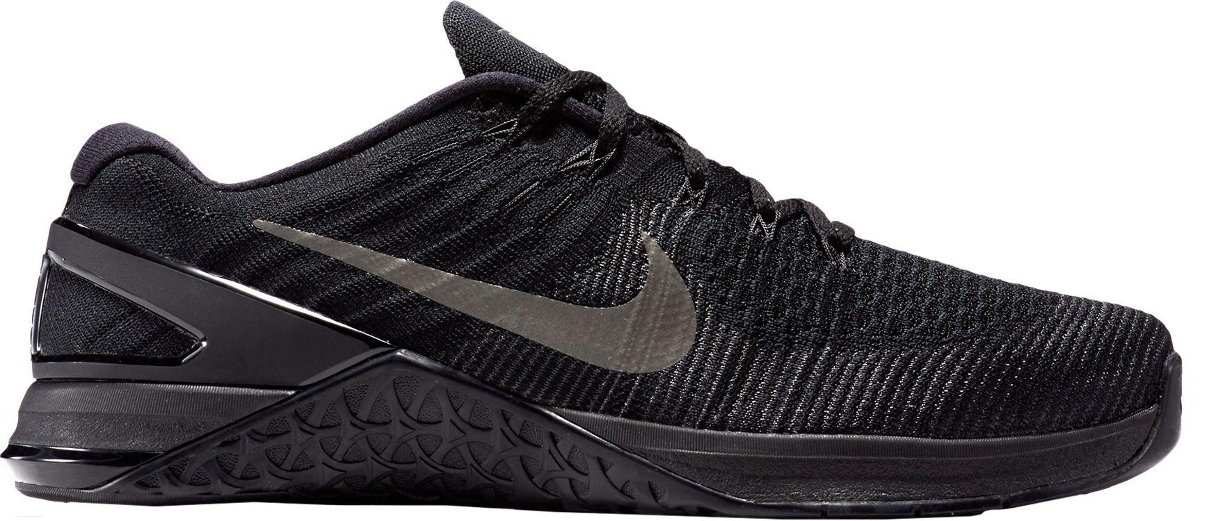 Lyst Nike Metcon Dsx Flyknit Training Shoes in Black for Men