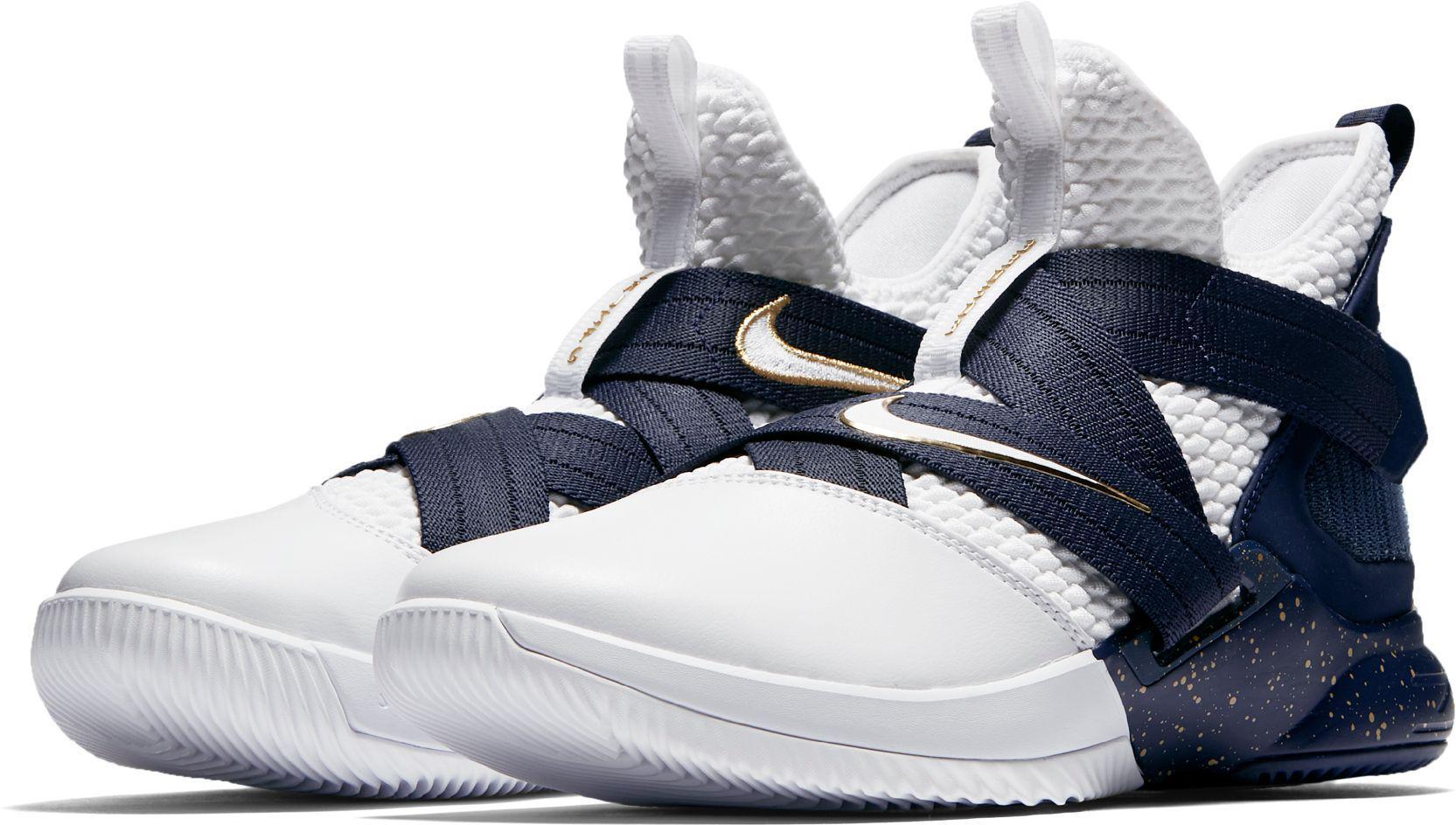 Nike Zoom Lebron Soldier Xii Basketball