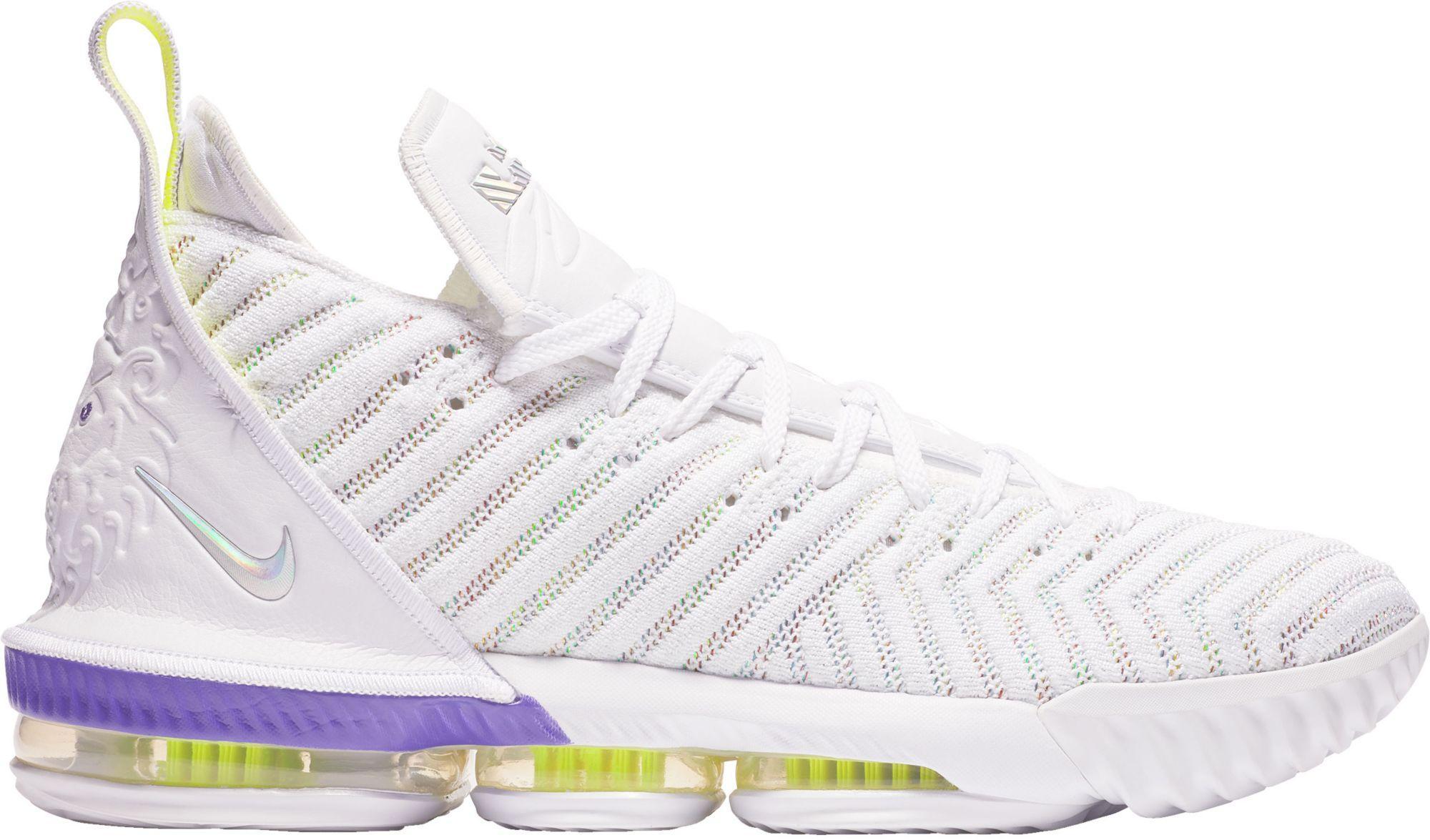 Nike Lebron 16 Basketball Shoes in