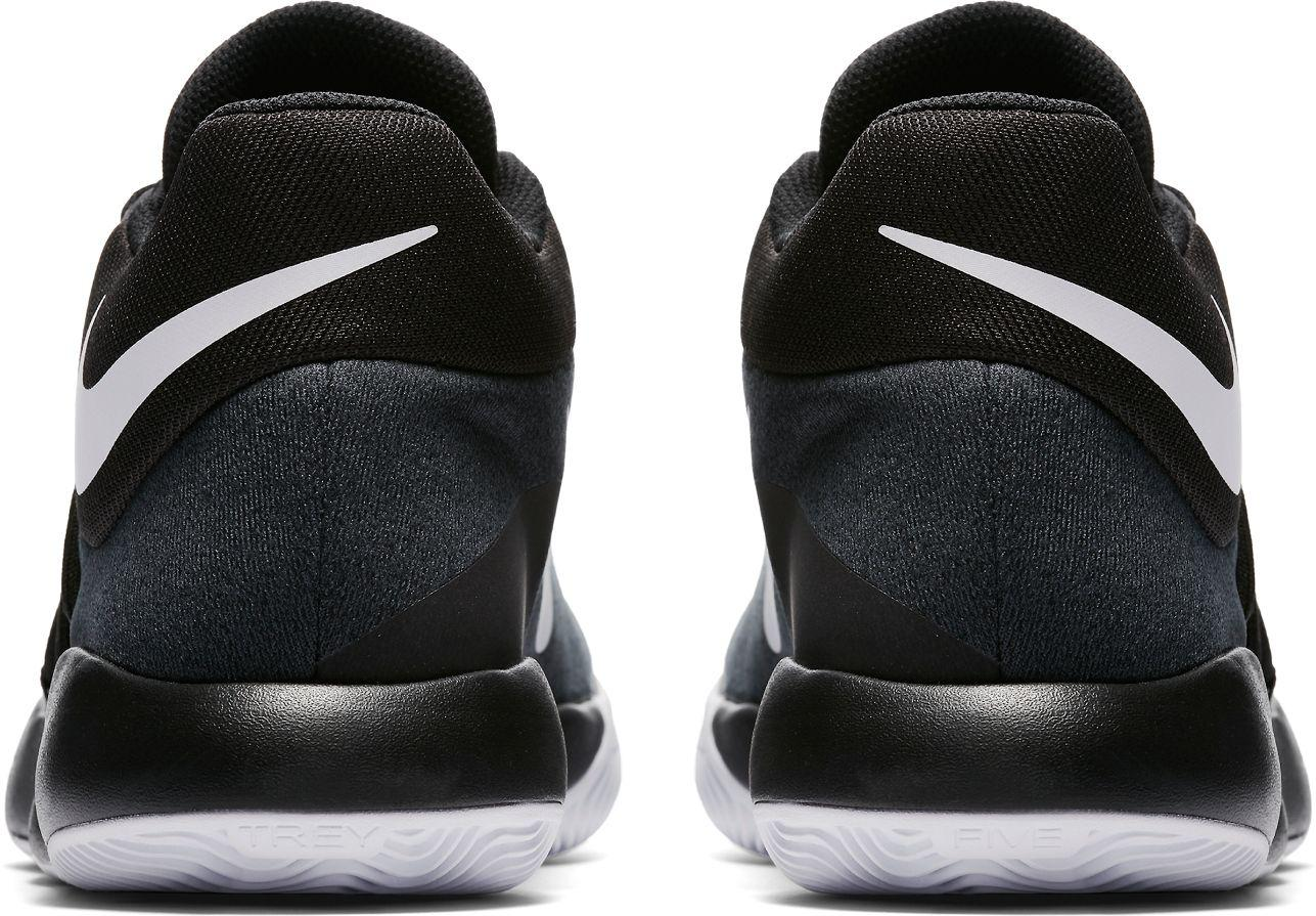 low priced 0ad3e 5214d Lyst Nike Kd Trey 5 V Basketball Shoes In Black For Men