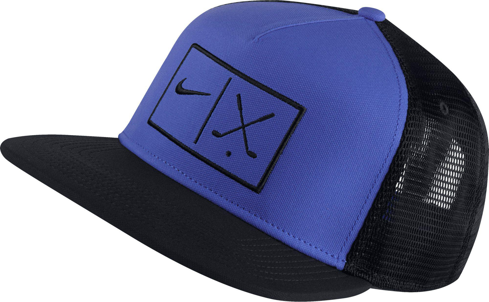 Lyst - Nike True Novelty Golf Hat in Blue for Men d2c311c2c1d
