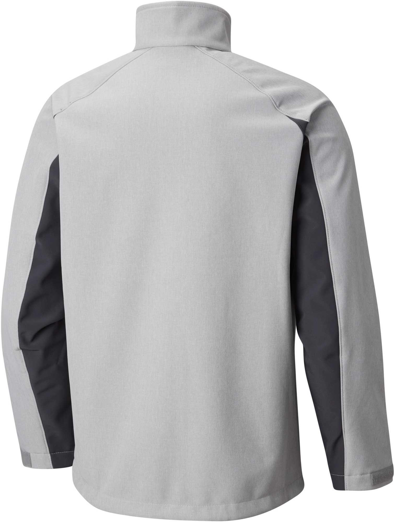 Lyst - Columbia Ryton Reserve Softshell Jacket in Gray for Men e19cdb1e11
