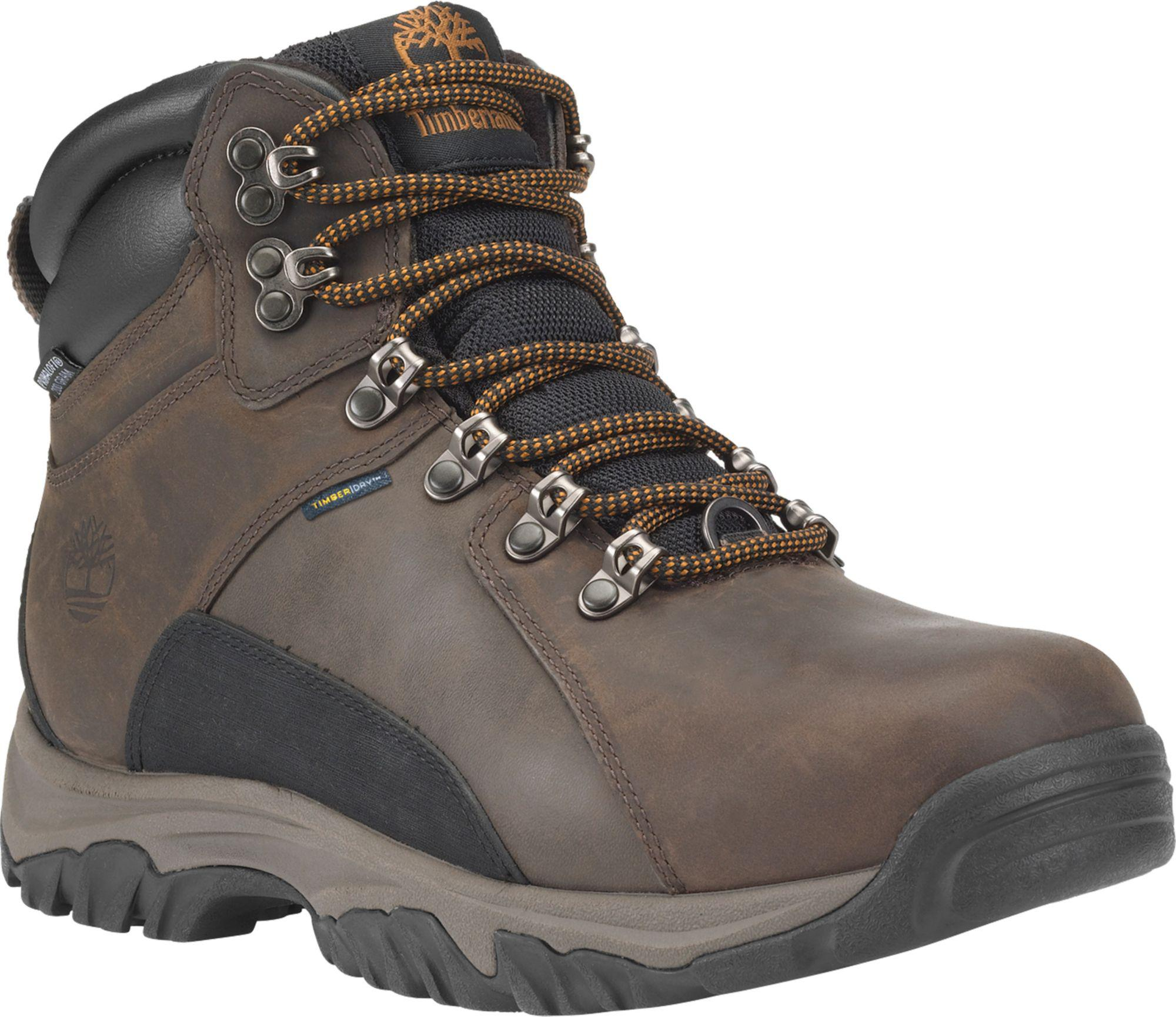 ded3c28060f Timberland Brown Thorton Mid 200g Gore-tex Hiking Boots for men