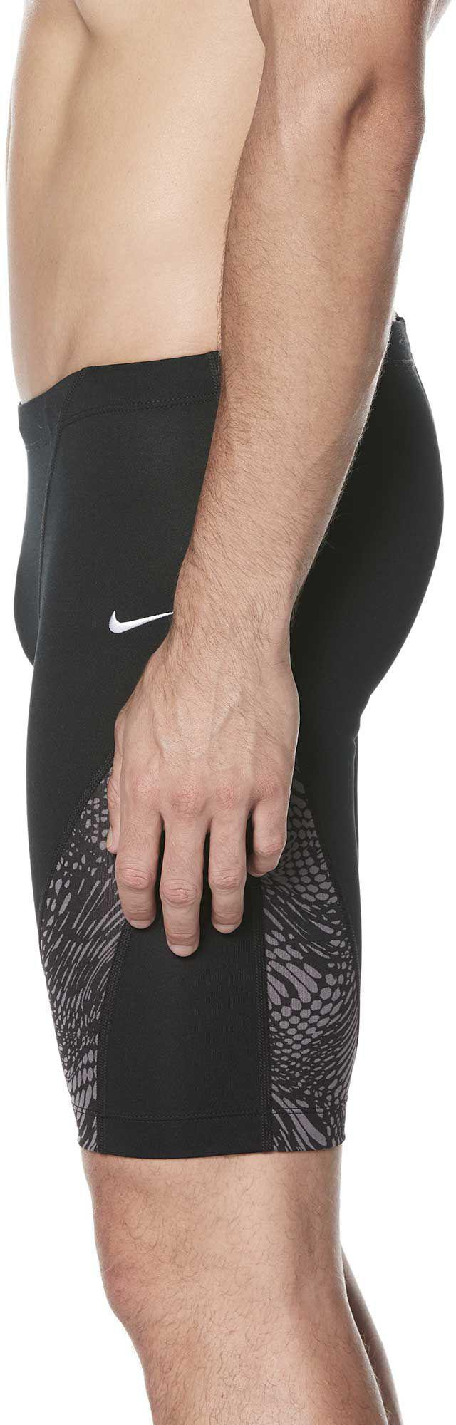 Nike Geo Alloy Poly Blend Performance Jammer Male