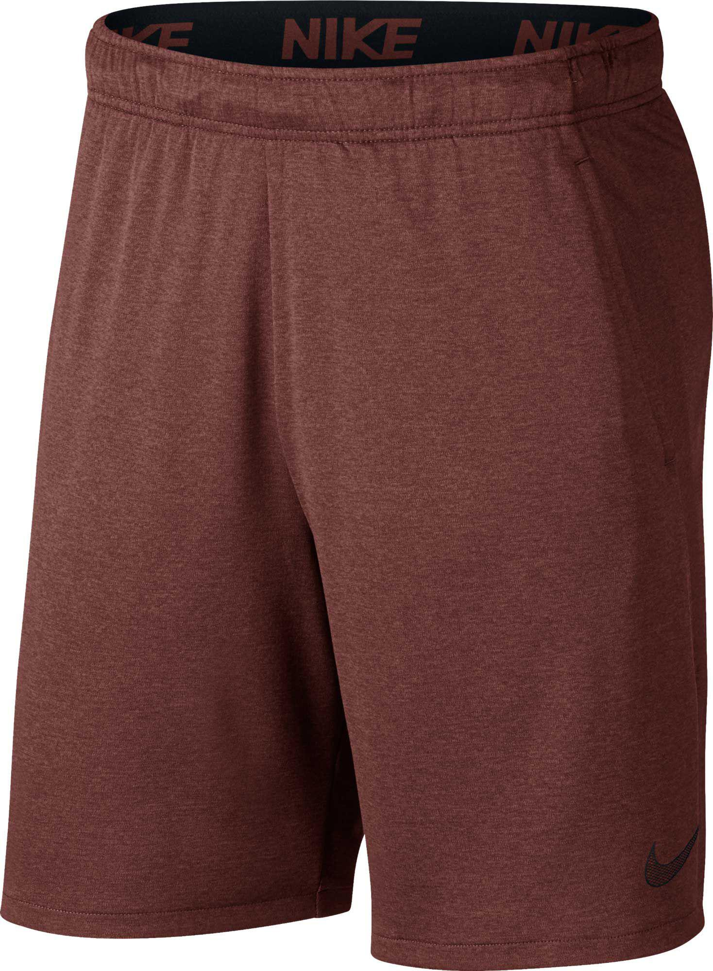 8ef6890804bcd Men's Brown Dry Veneer Training Shorts