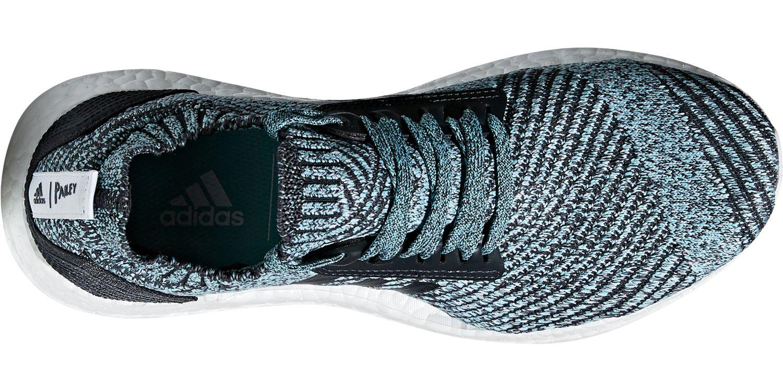 lyst adidas ultraboost x parley scarpe da corsa in grigio.