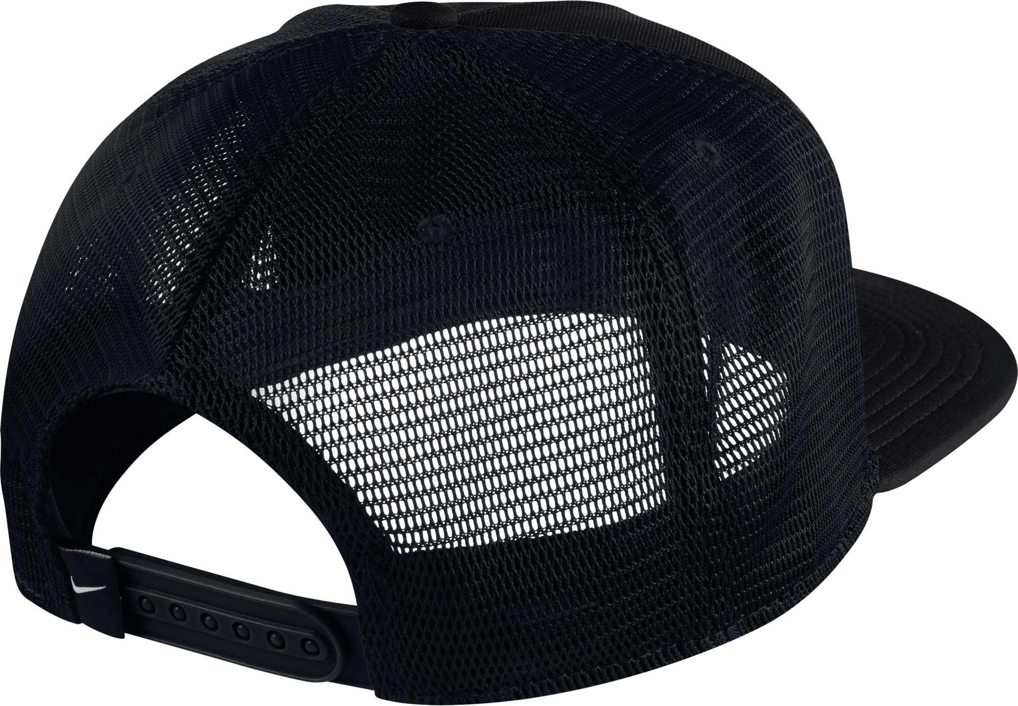 6b74ebe5 Lyst Nike True Novelty Golf Hat In Black For Men