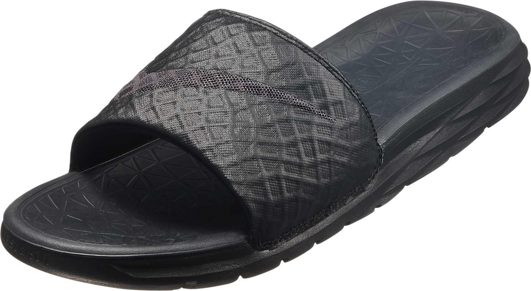 new arrival fe8b3 500b0 Nike - Black Enassi Solarsoft 2 Slides for Men - Lyst