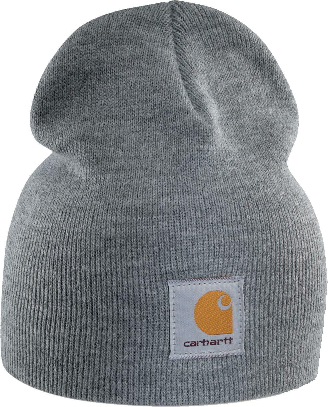 e222bc197f8 Lyst - Carhartt Acrylic Knit Cap in Gray for Men