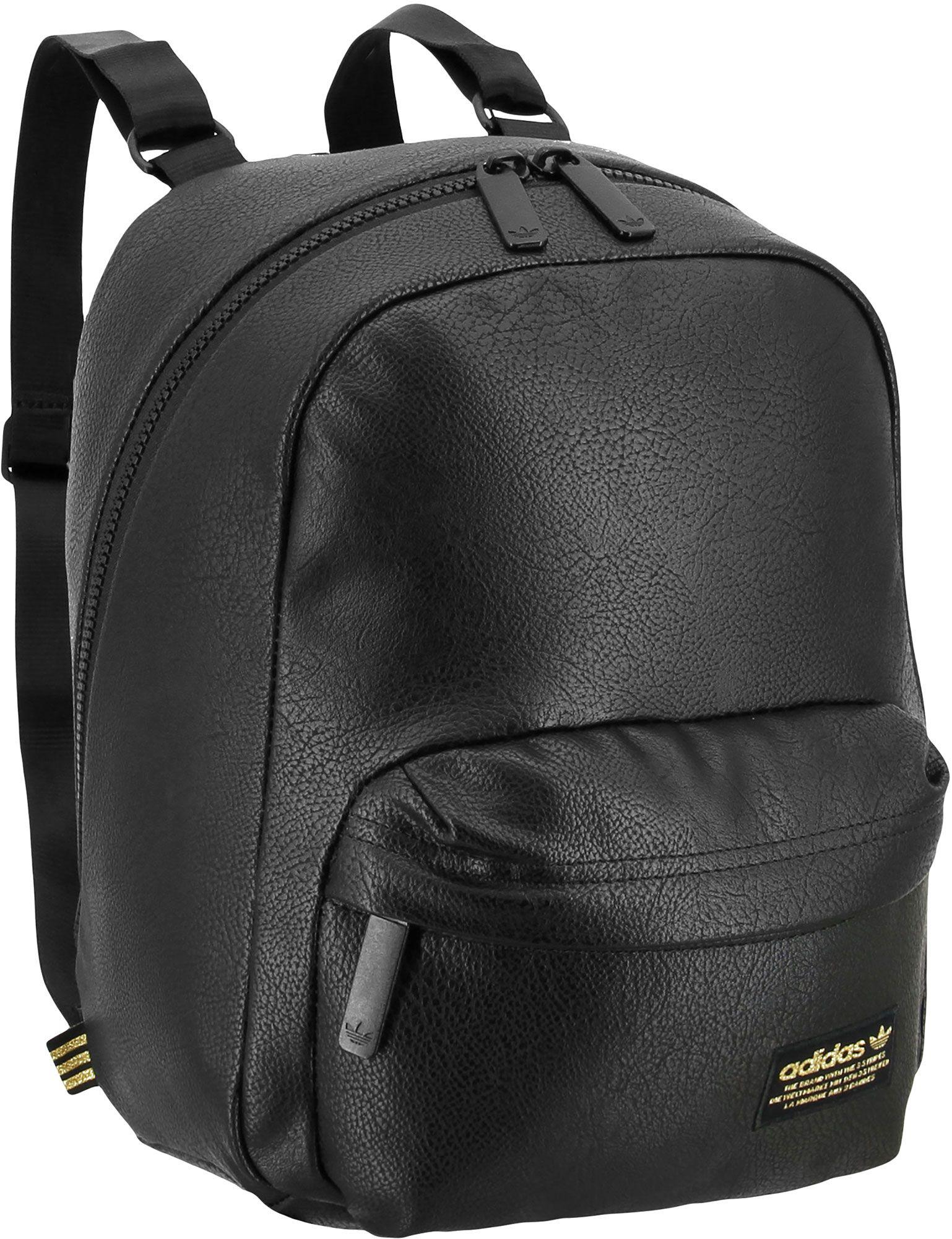 31ed8a0e9cd1 Lyst - adidas Originals National Compact Premium Backpack in Black